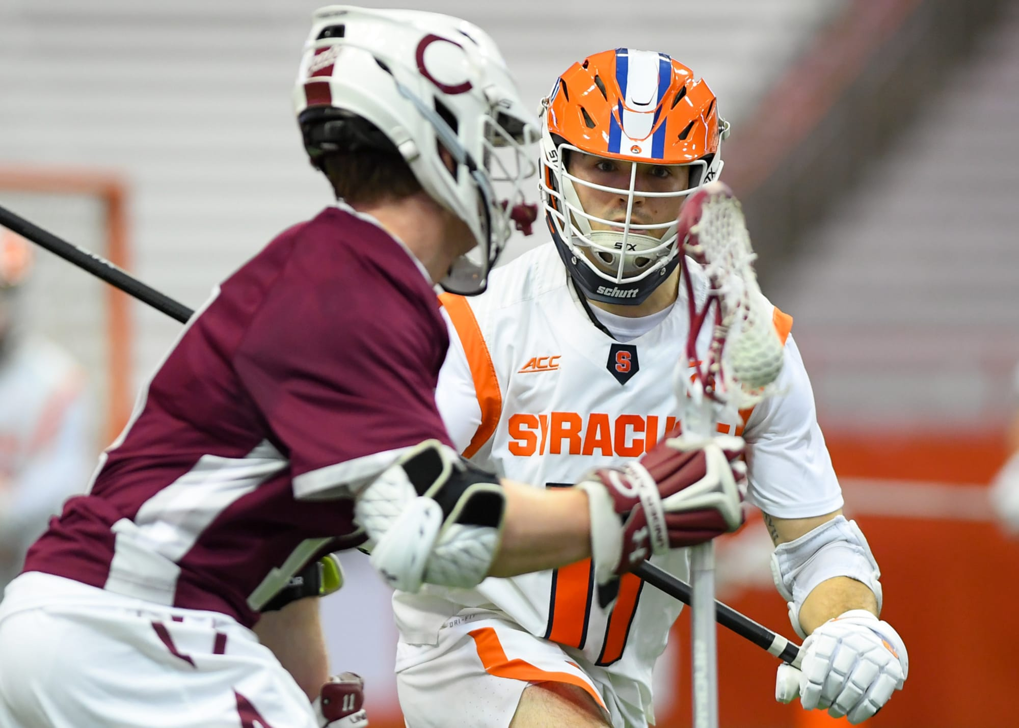 Ten former Syracuse lacrosse stars to suit up in MLL, but not Nick Mellen