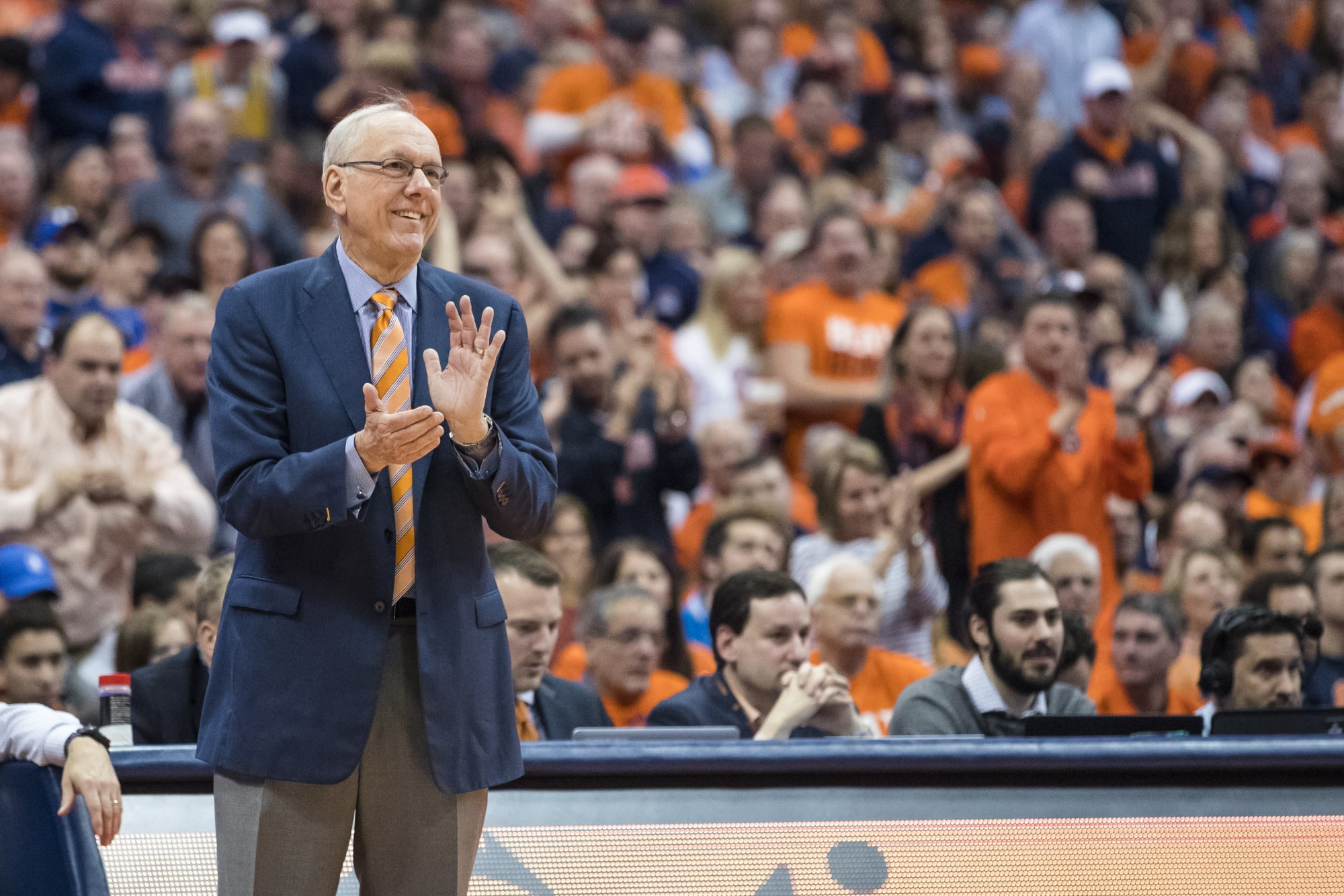 Syracuse Basketball: Frank Anselem picks 'Cuse