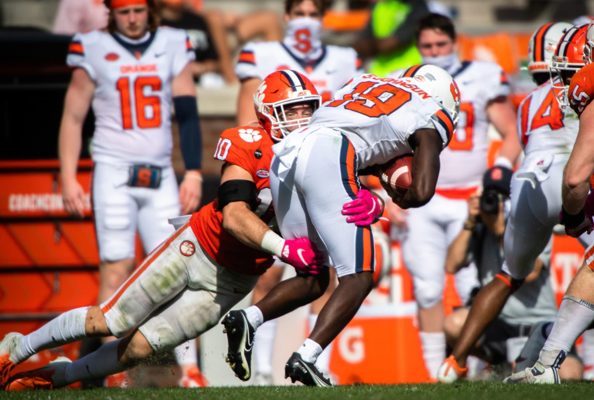 Syracuse Football: Turnover department is so critical versus Wake Forest