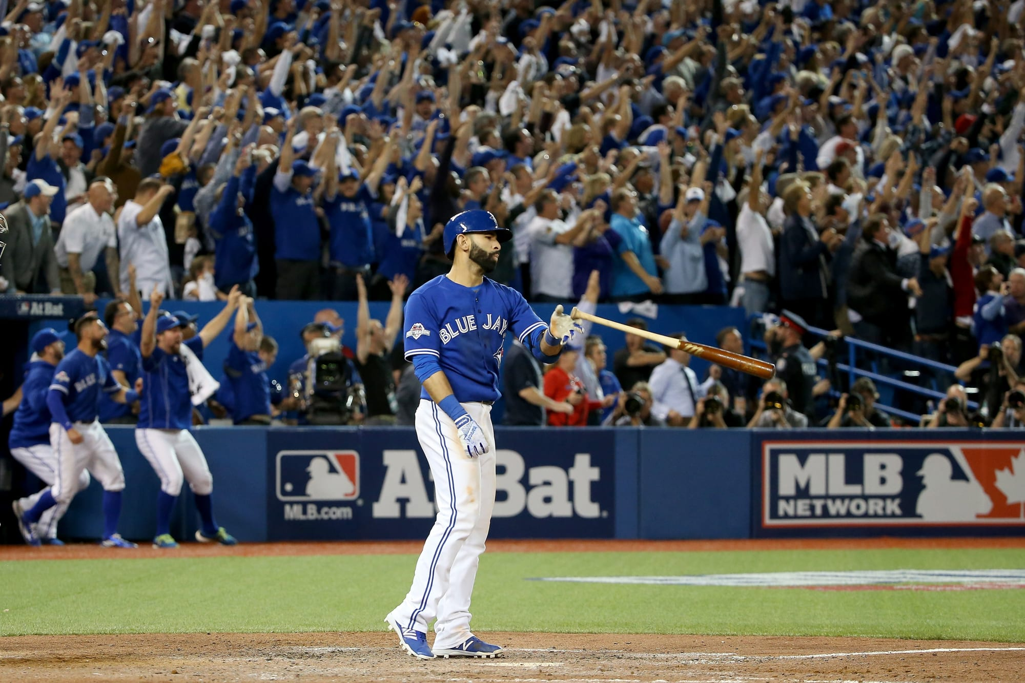 Blue Jays Will The Rivalry With The Rangers Carry On