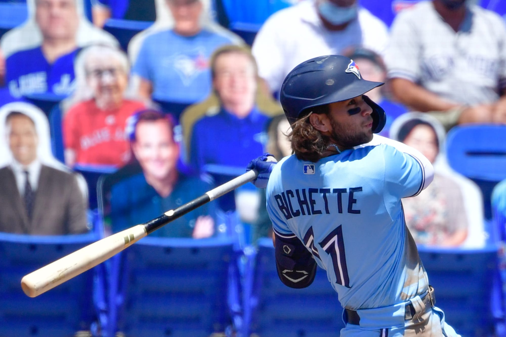 Blue Jays: Bo Bichette is joining some elite company in the record books
