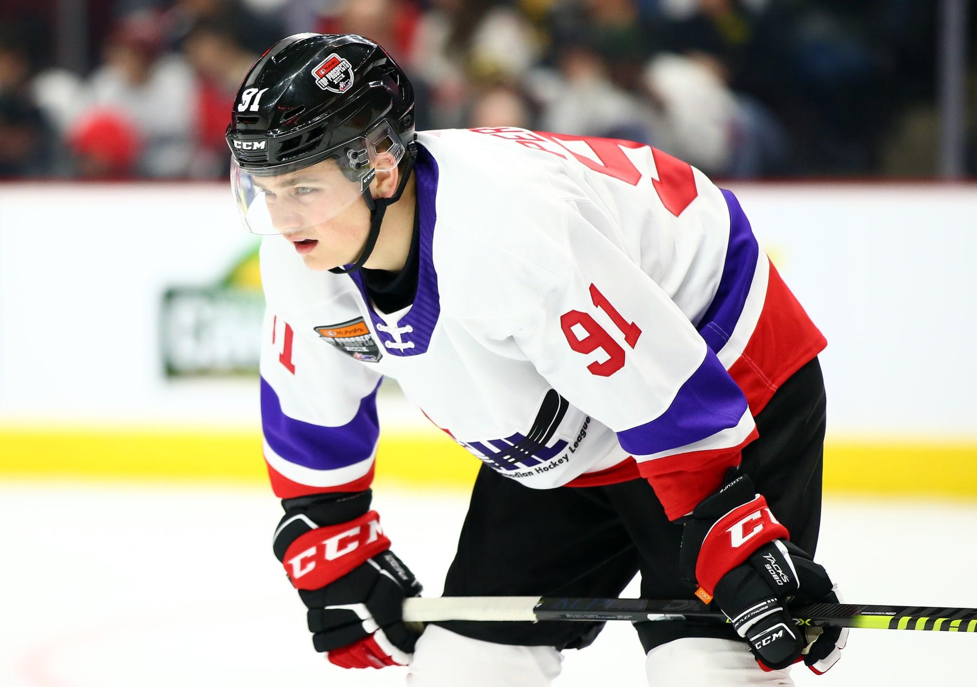 Winnipeg Jets: Cole Perfetti Invited to Hockey Canada's WJC Selection Camp