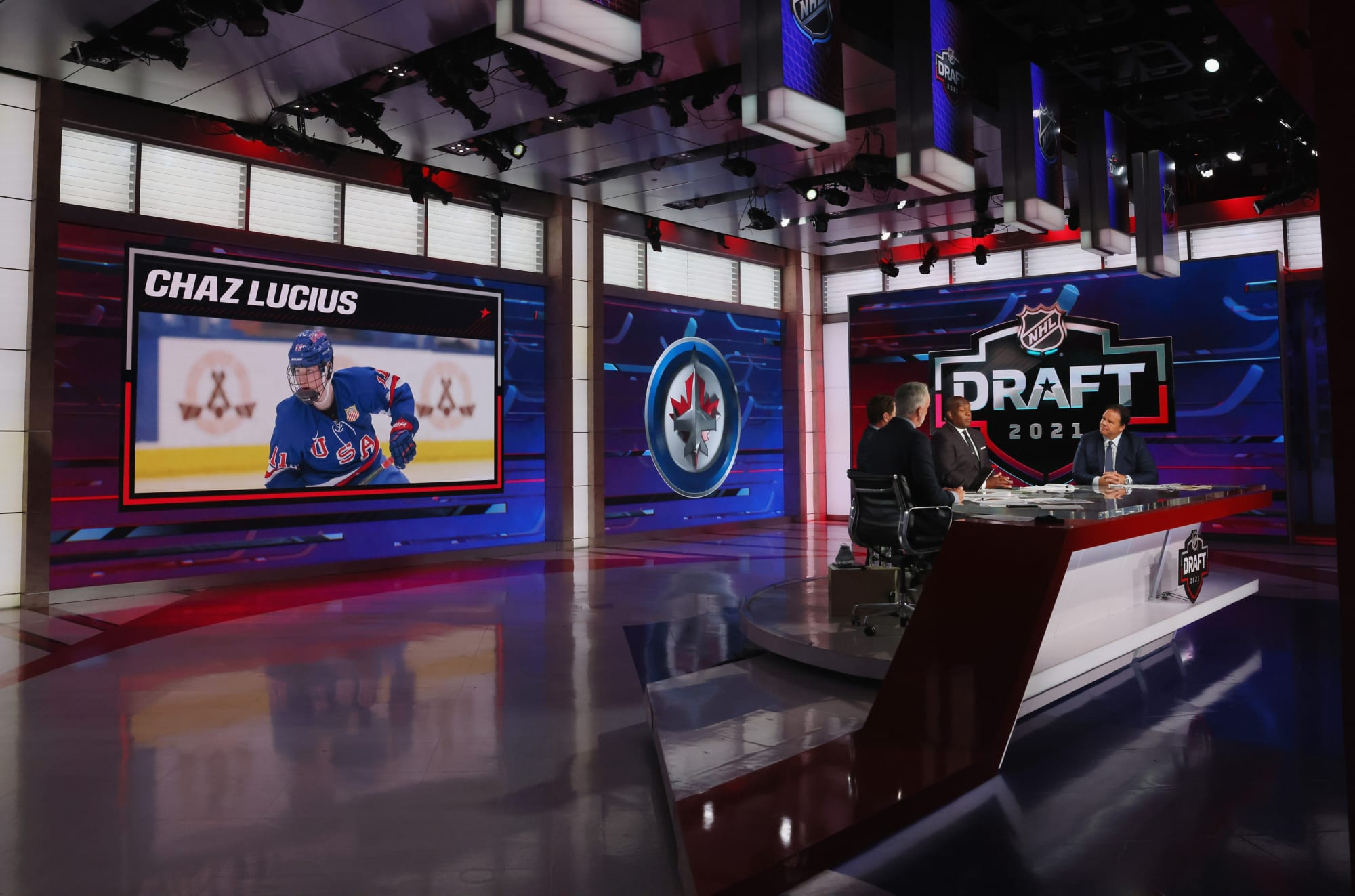 Winnipeg Jets 2021 Entry Draft Recap: Jets Stay Quiet; Add Offense