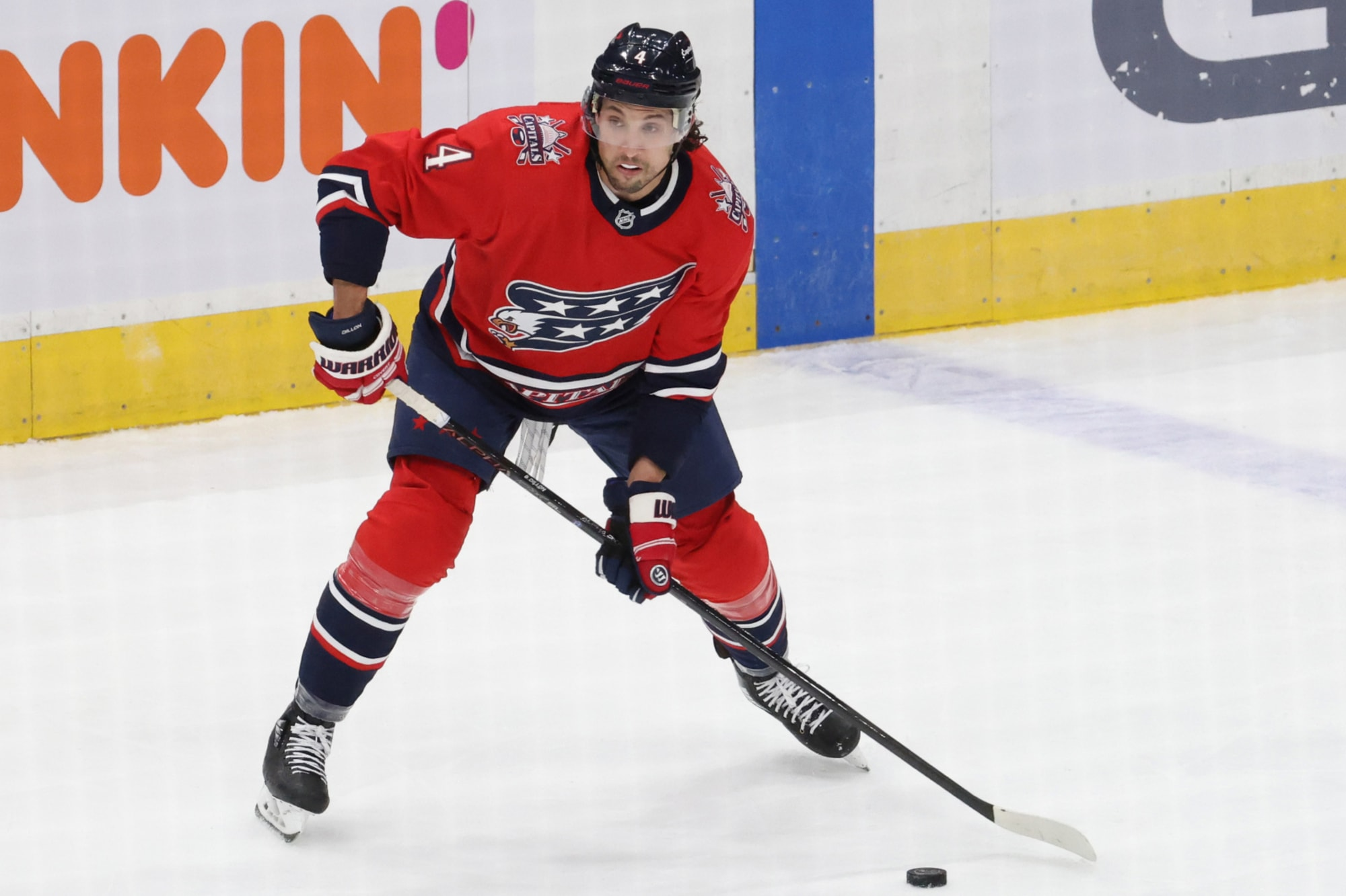 Winnipeg Jets Complete Blockbuster Trade for Brenden Dillon