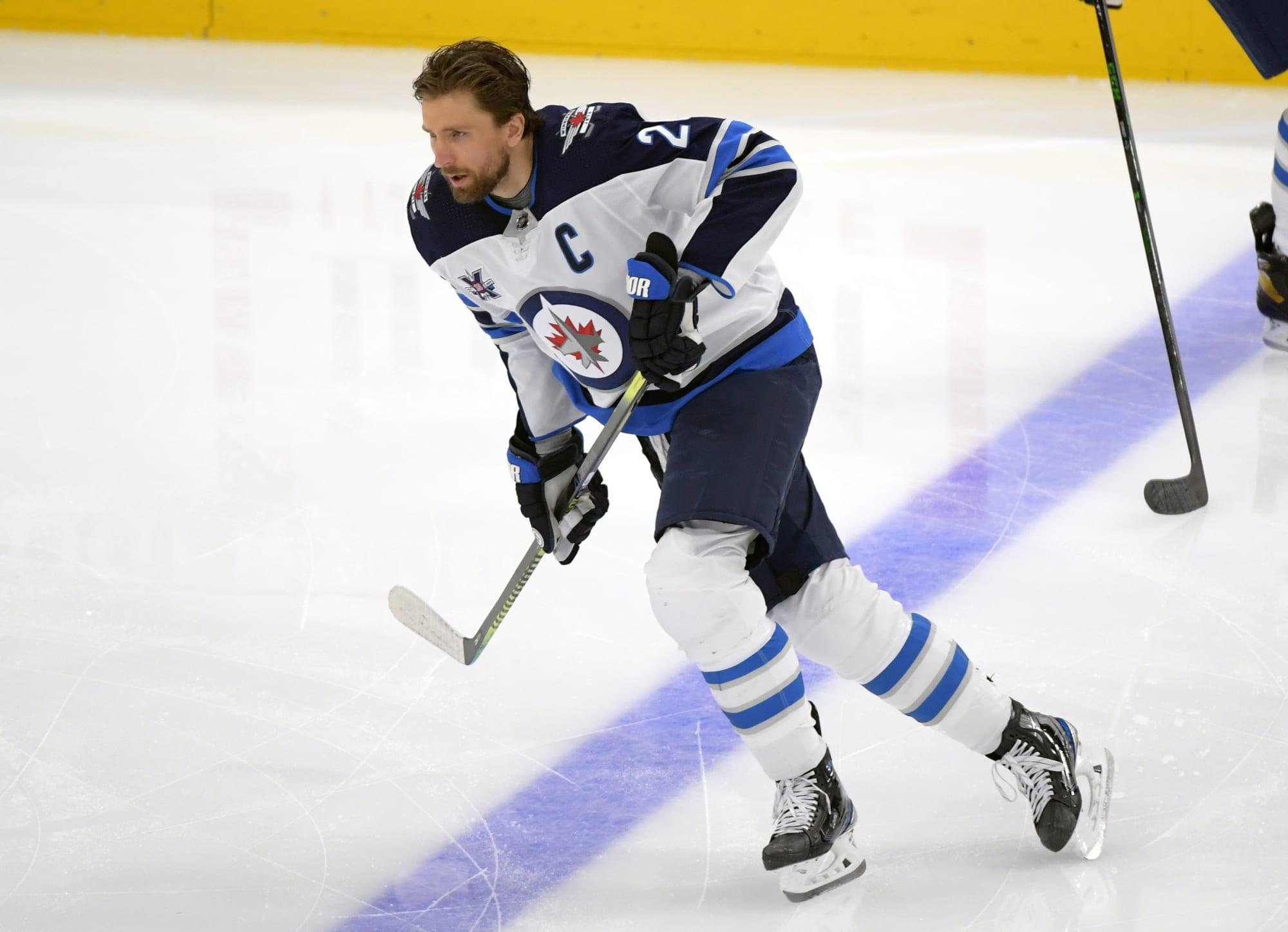 Winnipeg Jets: Blake Wheeler Returns to the Ice in Winnipeg