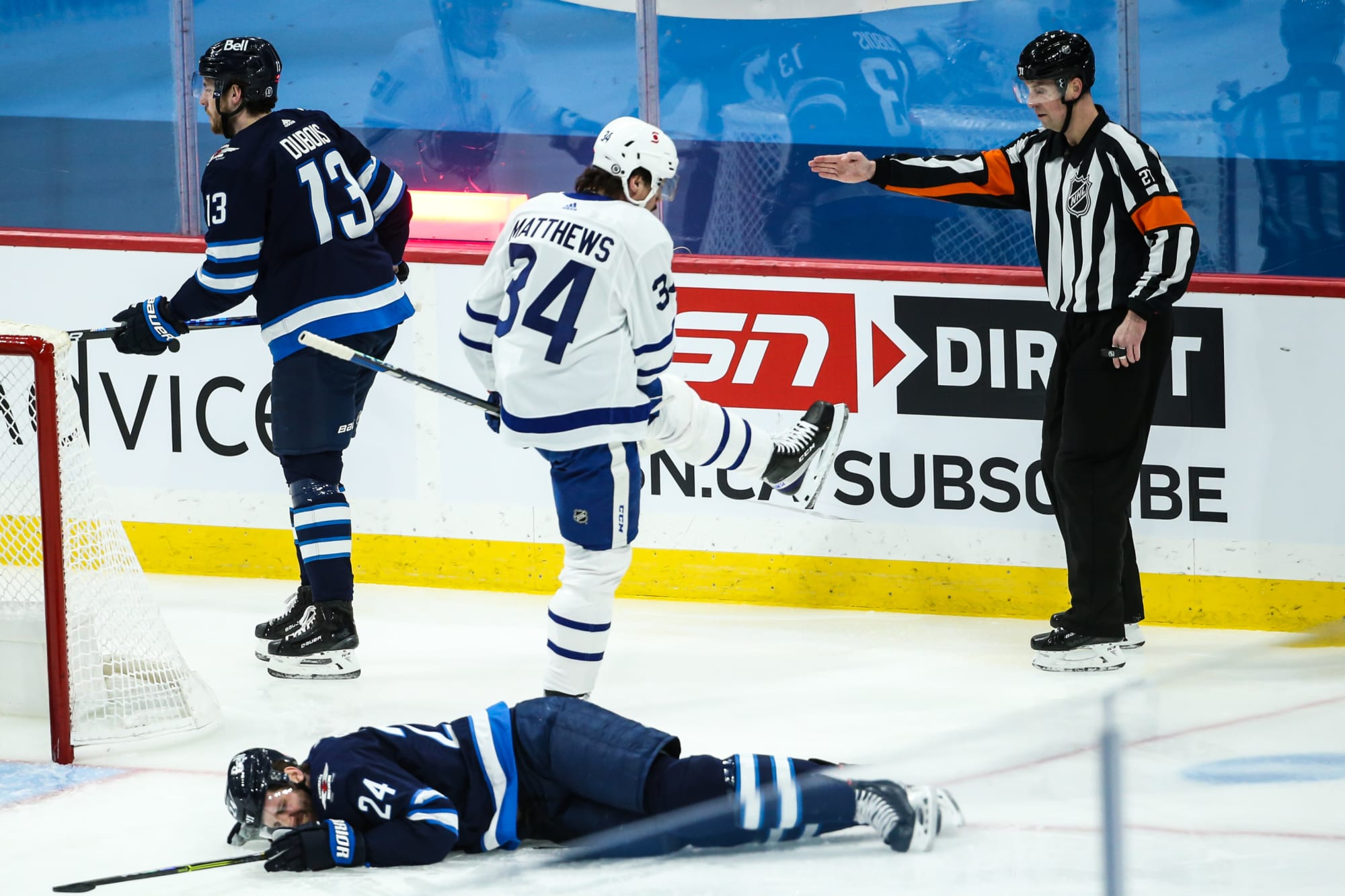 Winnipeg Jets: Three Talking Points as Jets Lose to Leafs 3-1