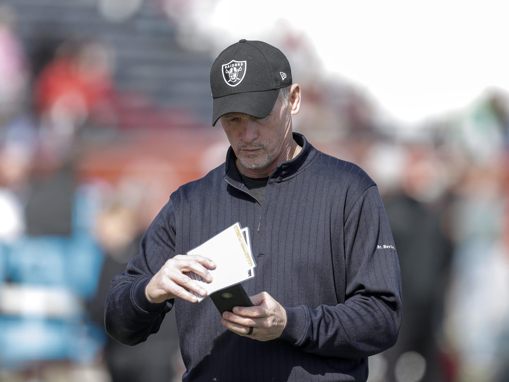 Las Vegas Raiders pick in top-10 of recent PFF 2022 NFL Mock Draft