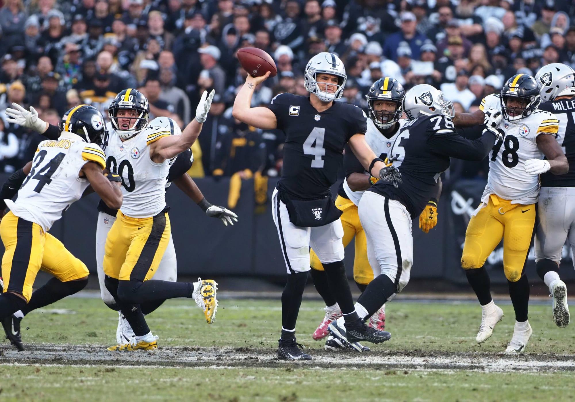 Las Vegas Raiders: Pittsburgh Steelers expert on the Week 2 matchup
