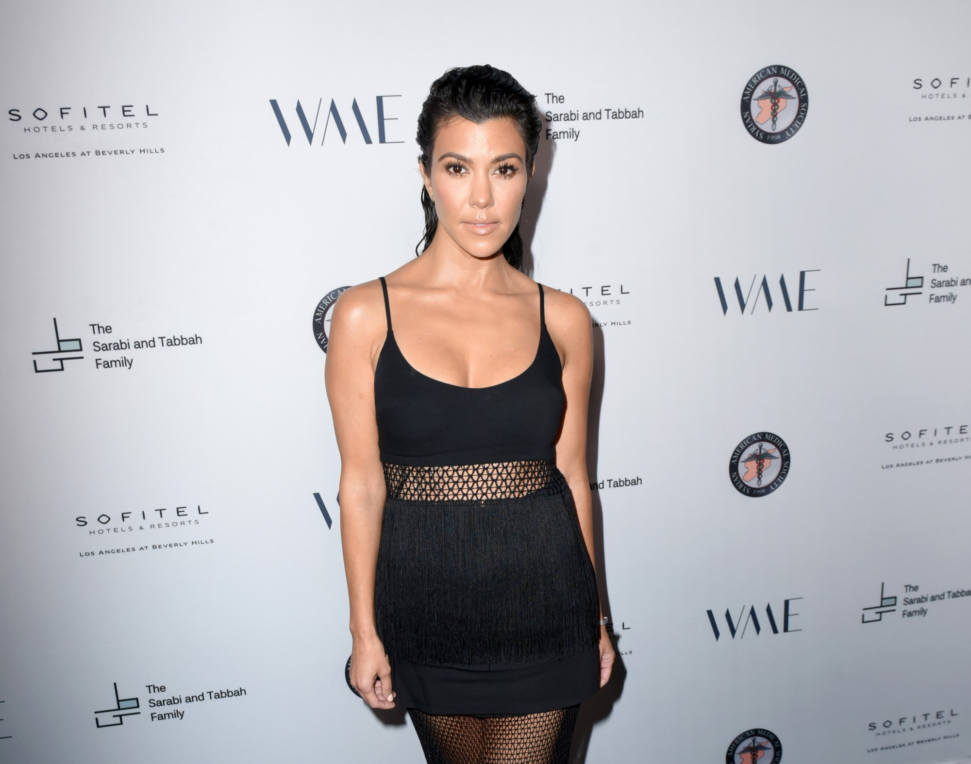 What does Kourtney Kardashian outside of Keeping Up with the Kardashians?