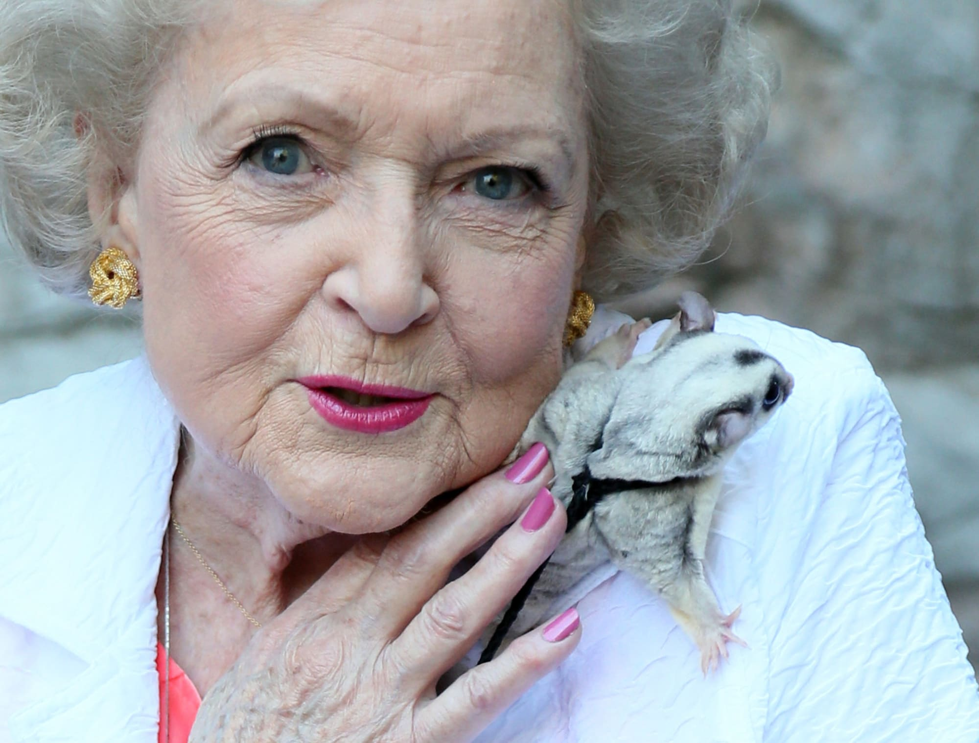 Betty White is trending on Twitter because of fans dislike of Kylie Jenner