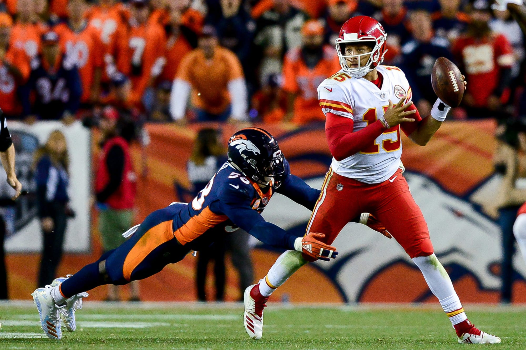 Chiefs News: Von Miller says Broncos can't stop Patrick Mahomes