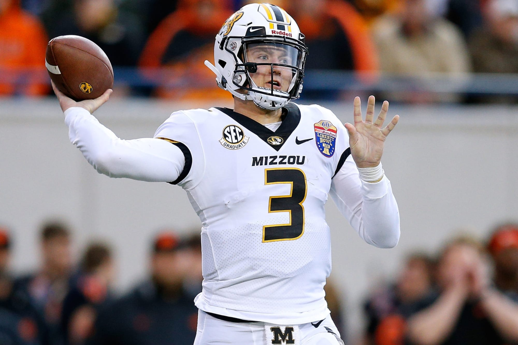 Mizzou Football Drew Lock Era Ends With Few Tangible Results