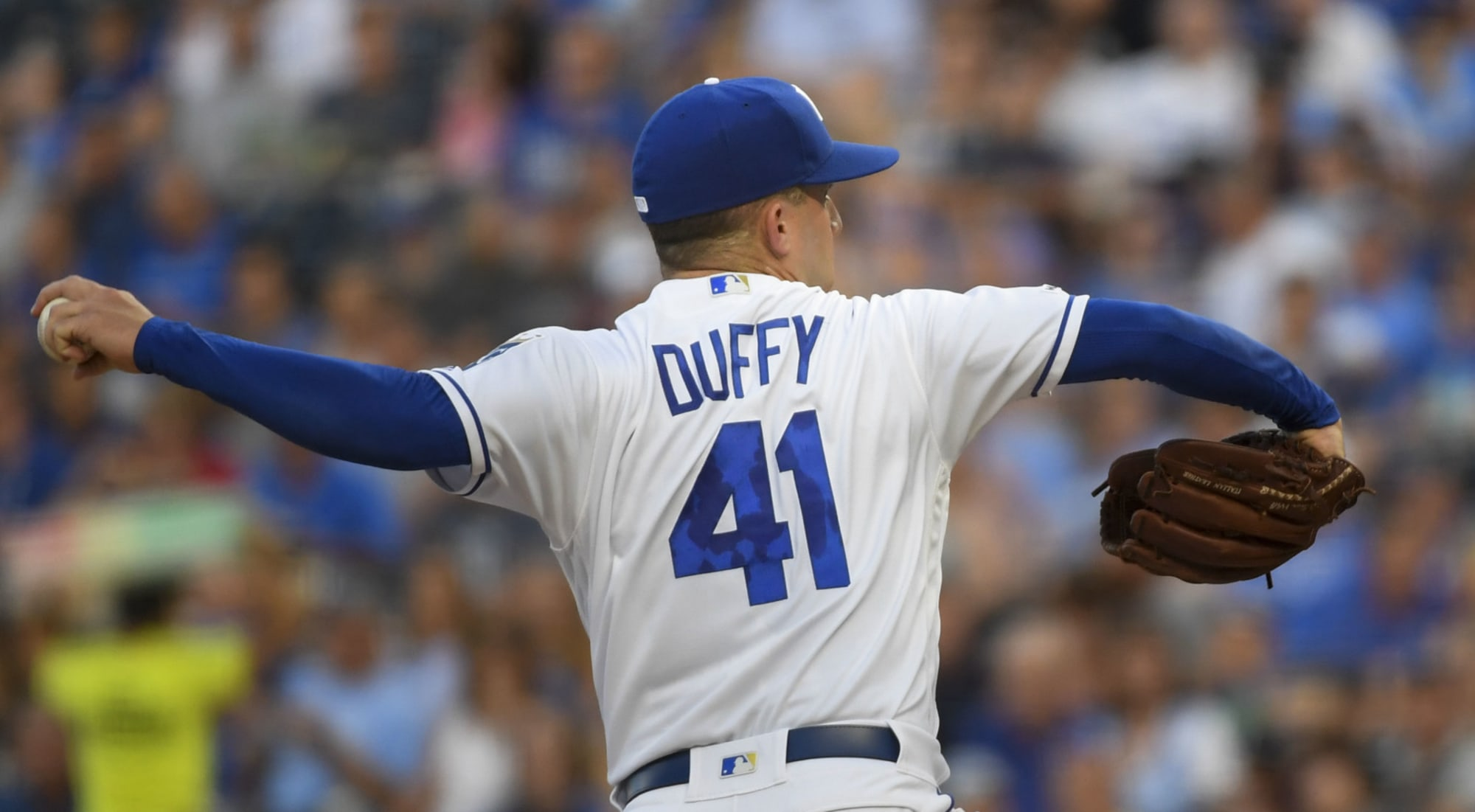 KC Royals: Danny Duffy needs to make most of Opening Day start
