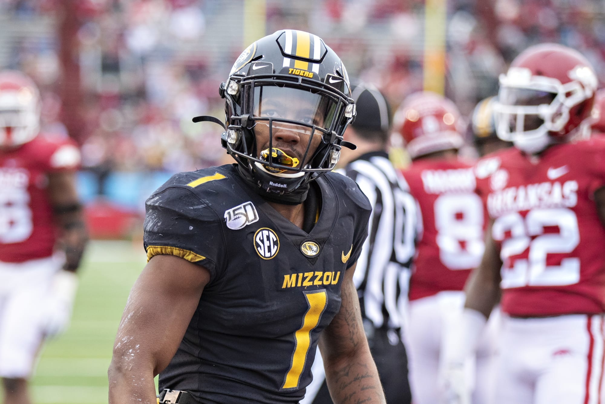 Four Mizzou players who could be selected in 2022 NFL Draft