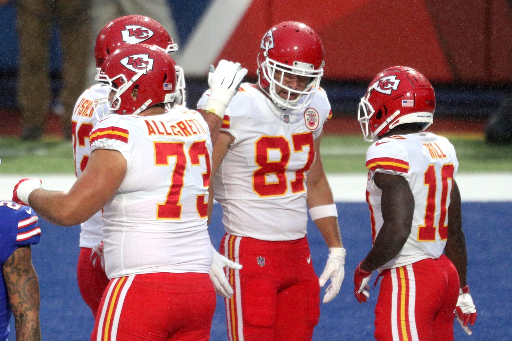 Kansas City Chiefs: Six star performances vs Bills in Week 6