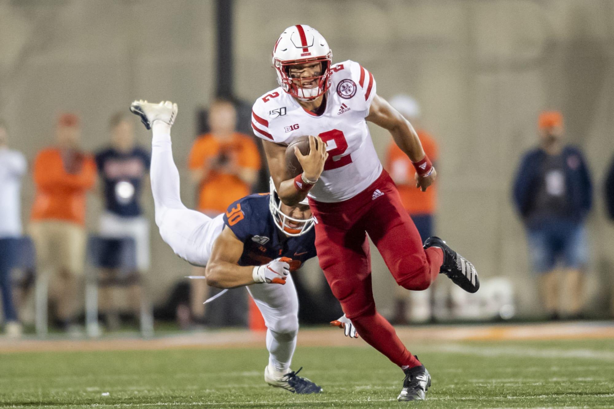 Watch Nebraska football vs. Illinois Fighting Illini: TV channel, live stats, radio, reddit