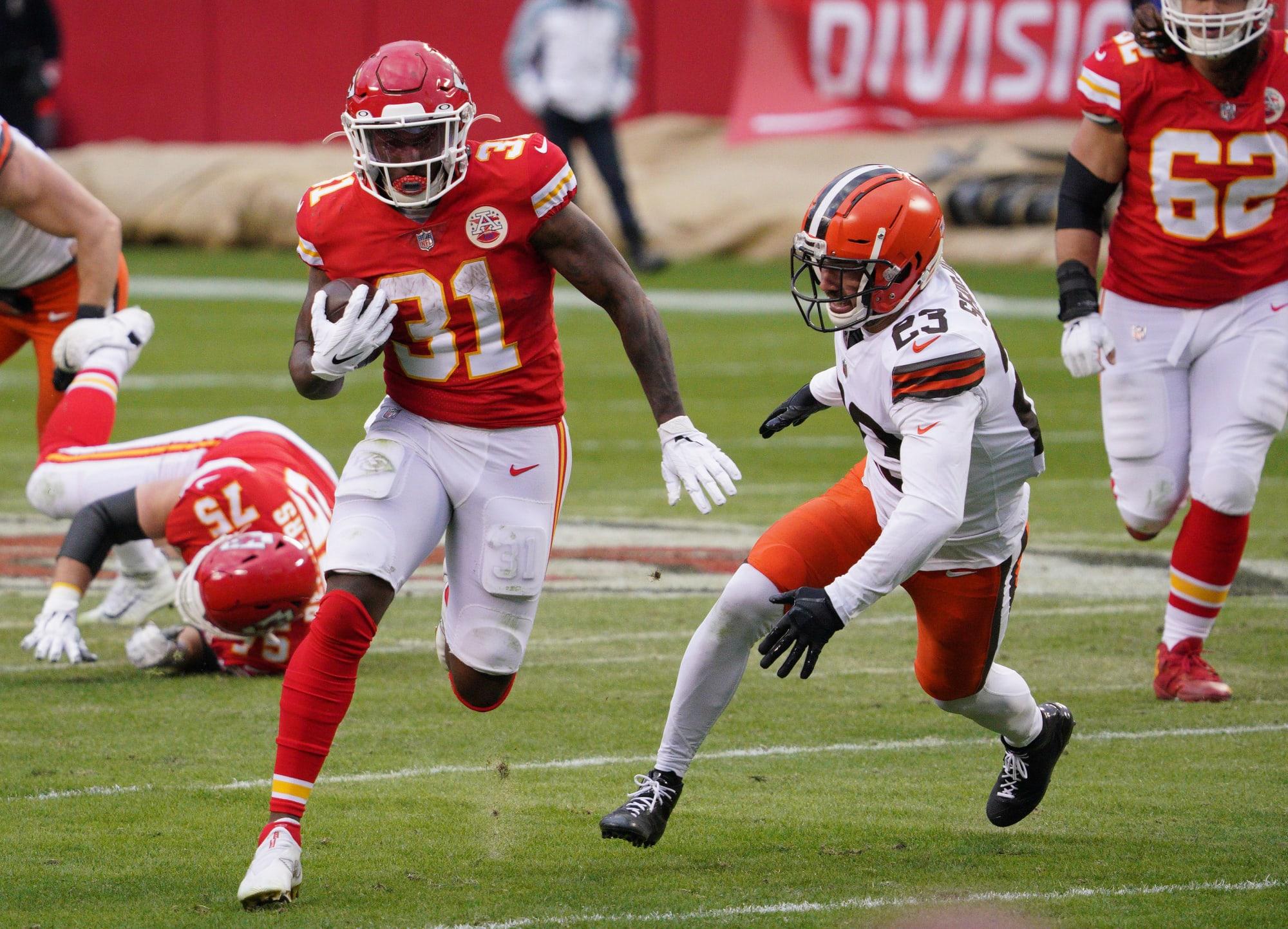 KC Chiefs: Running the ball is the key to victory vs Buffalo Bills