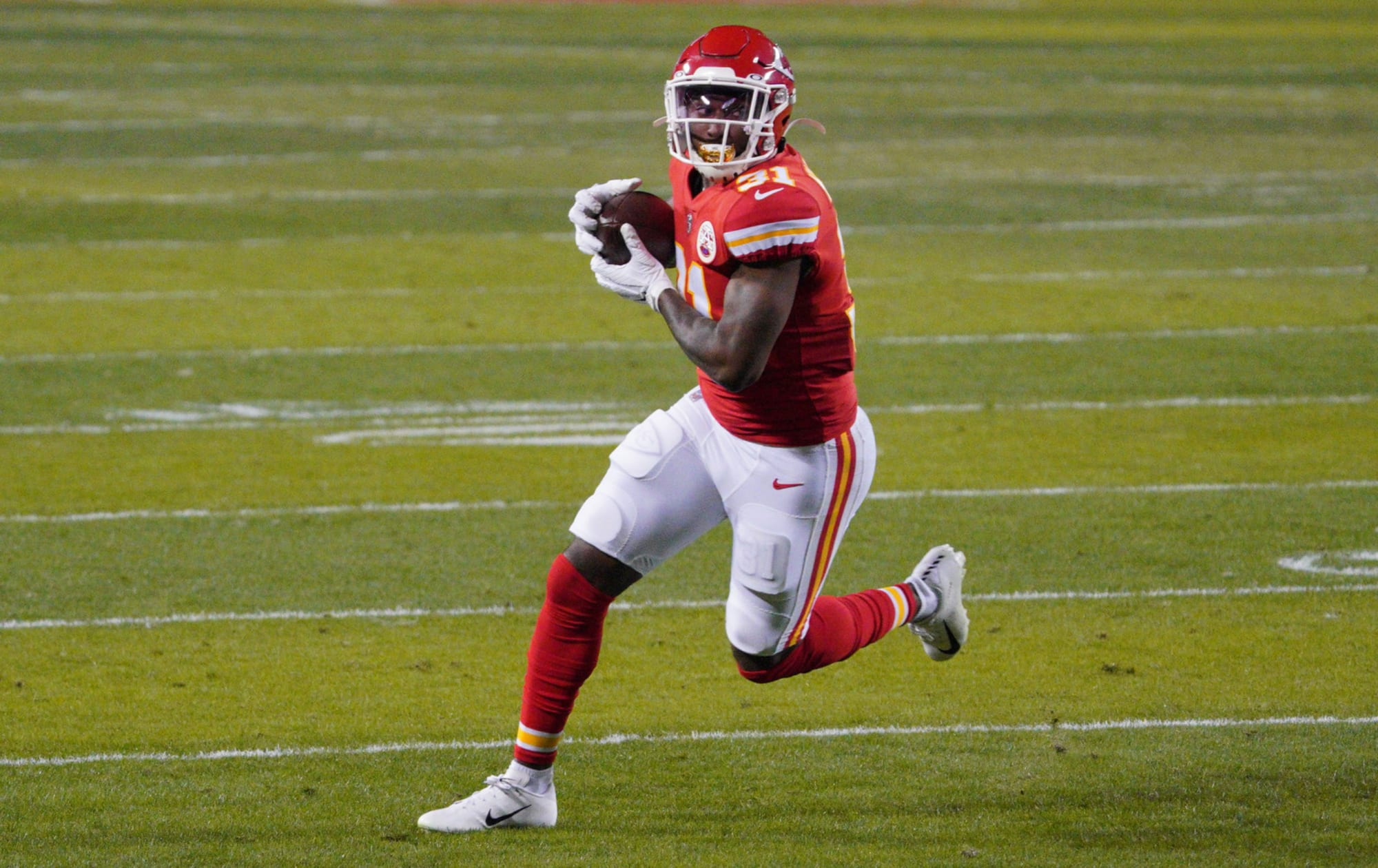 Chiefs running backs proved pivotal in previous Super Bowl and need to do it again