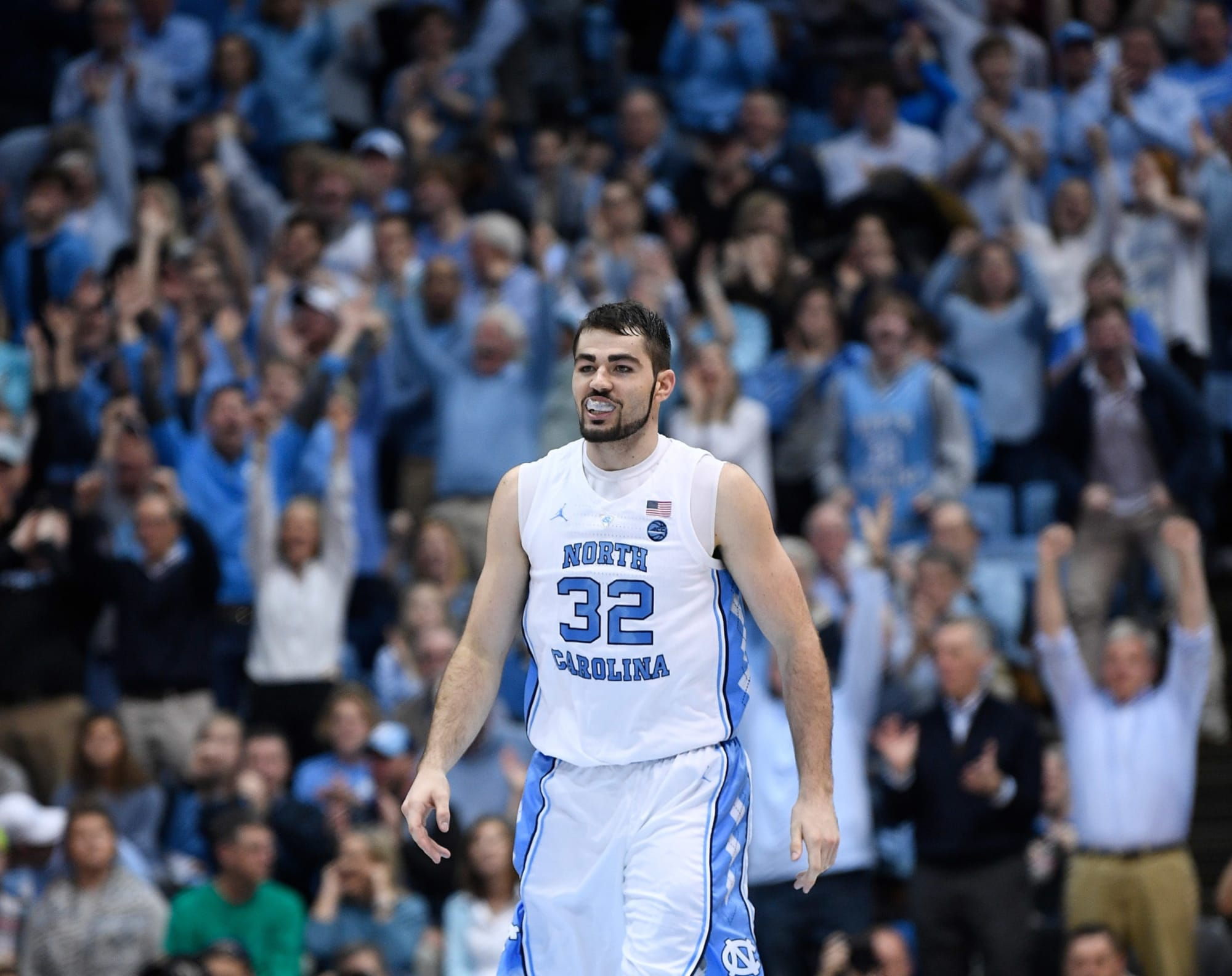 UNC Basketball Alumni: Luke Maye agrees to deal with team in Italy