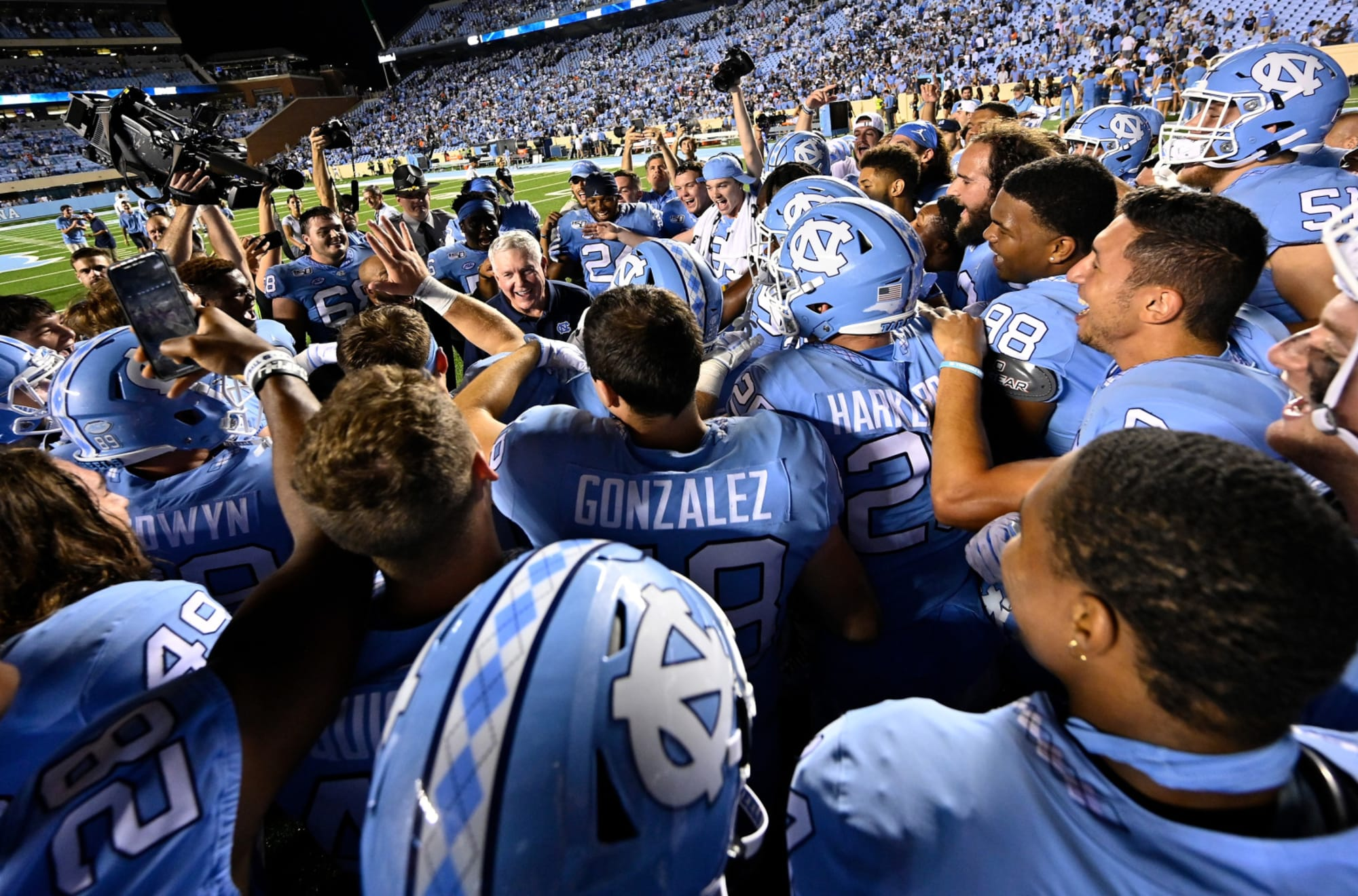 Unc Football Tar Heels Commits Move Up In 247 Sports Final Rankings