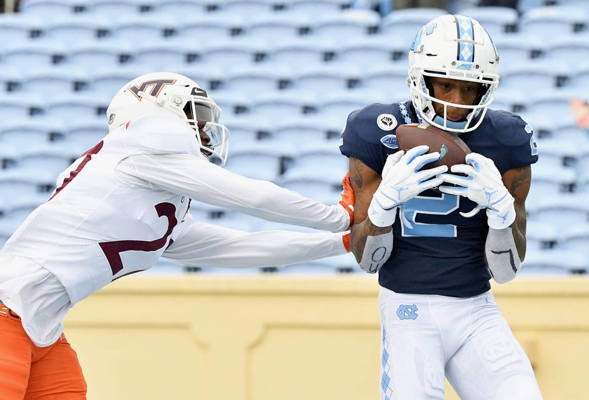 2021 NFL Draft: Washington selects UNC WR Dyami Brown