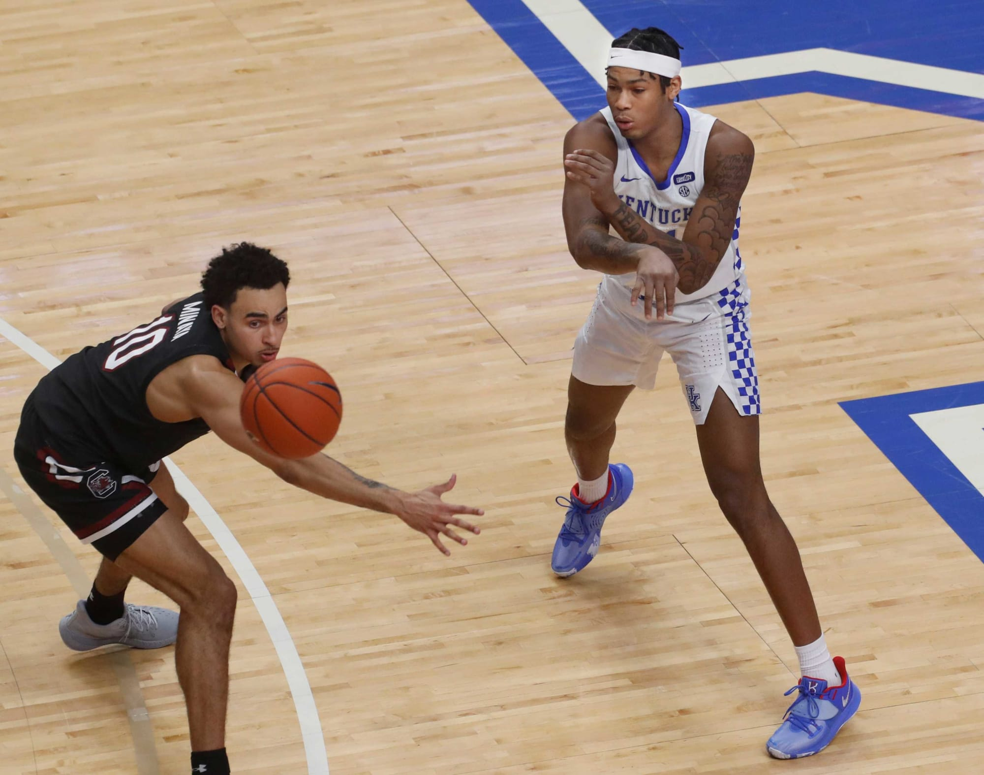 UNC Basketball: Could UNC benefit from UK transfer Cam'Ron Fletcher? - Keeping It Heel