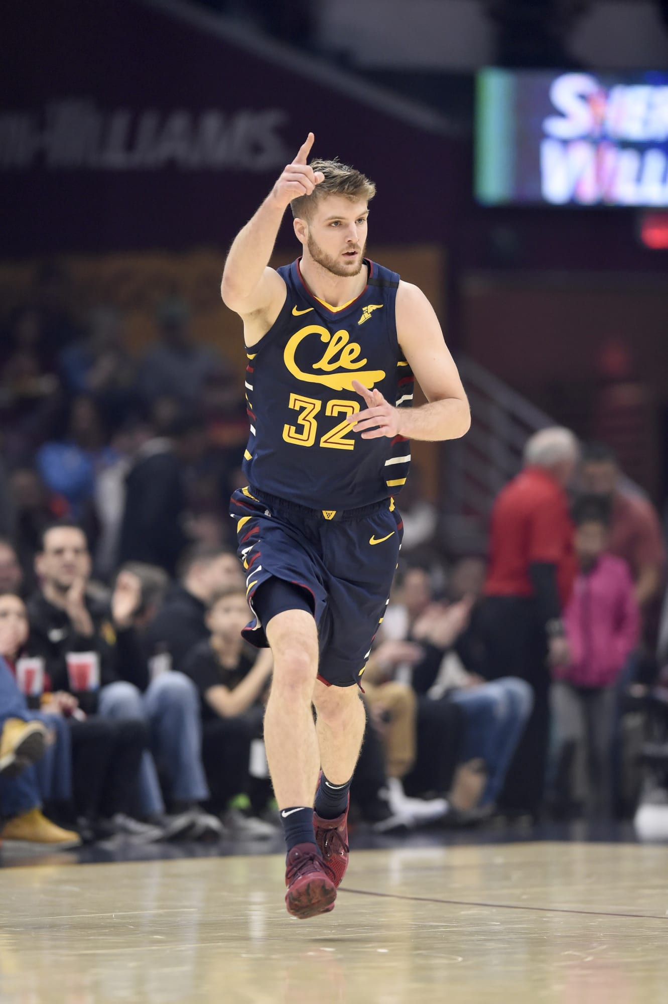 Cavs: One key goal for Dean Wade for 2020-21, if he can stick around