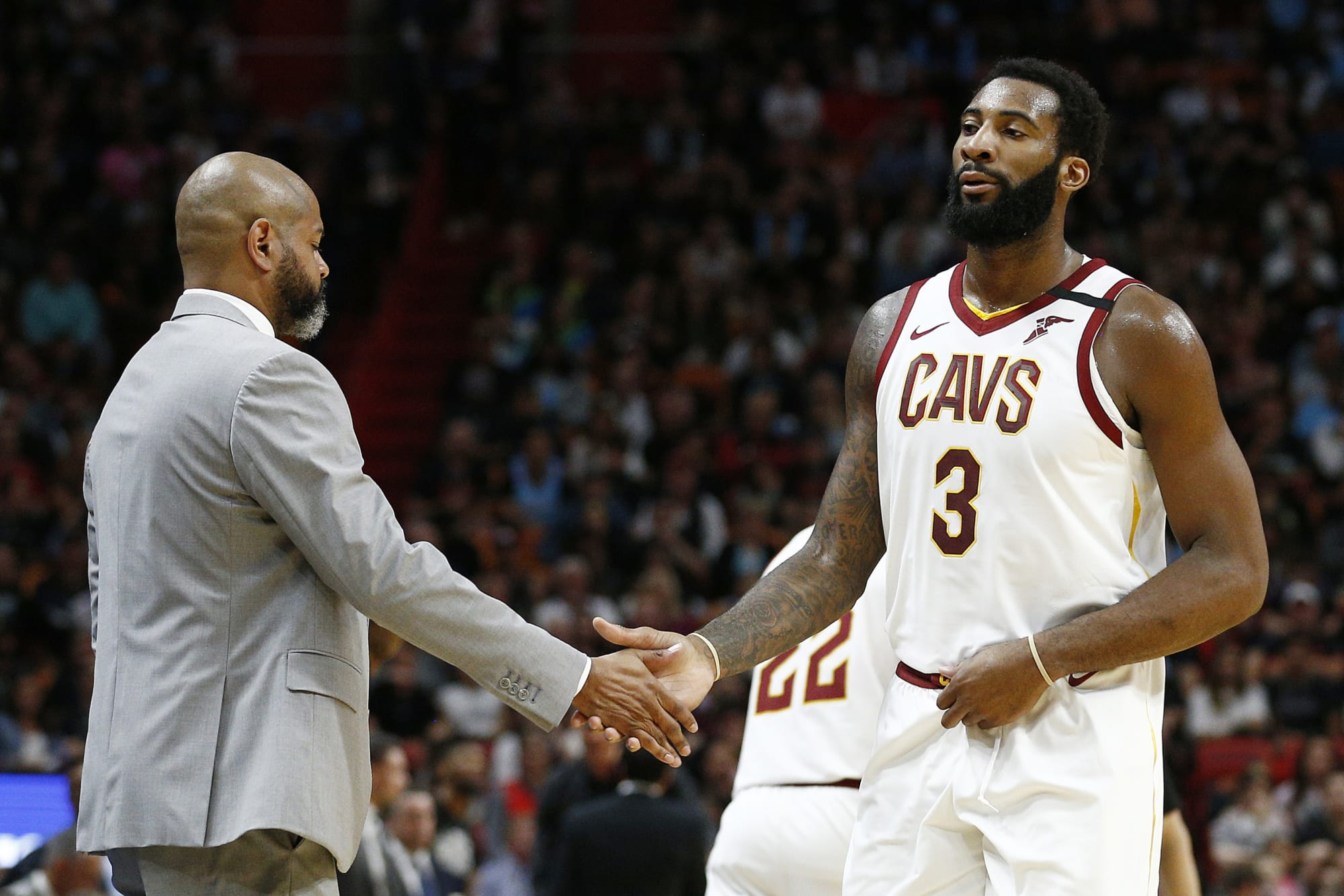 Andre Drummond is likely Cavs' third option for 2020-21, but that could change
