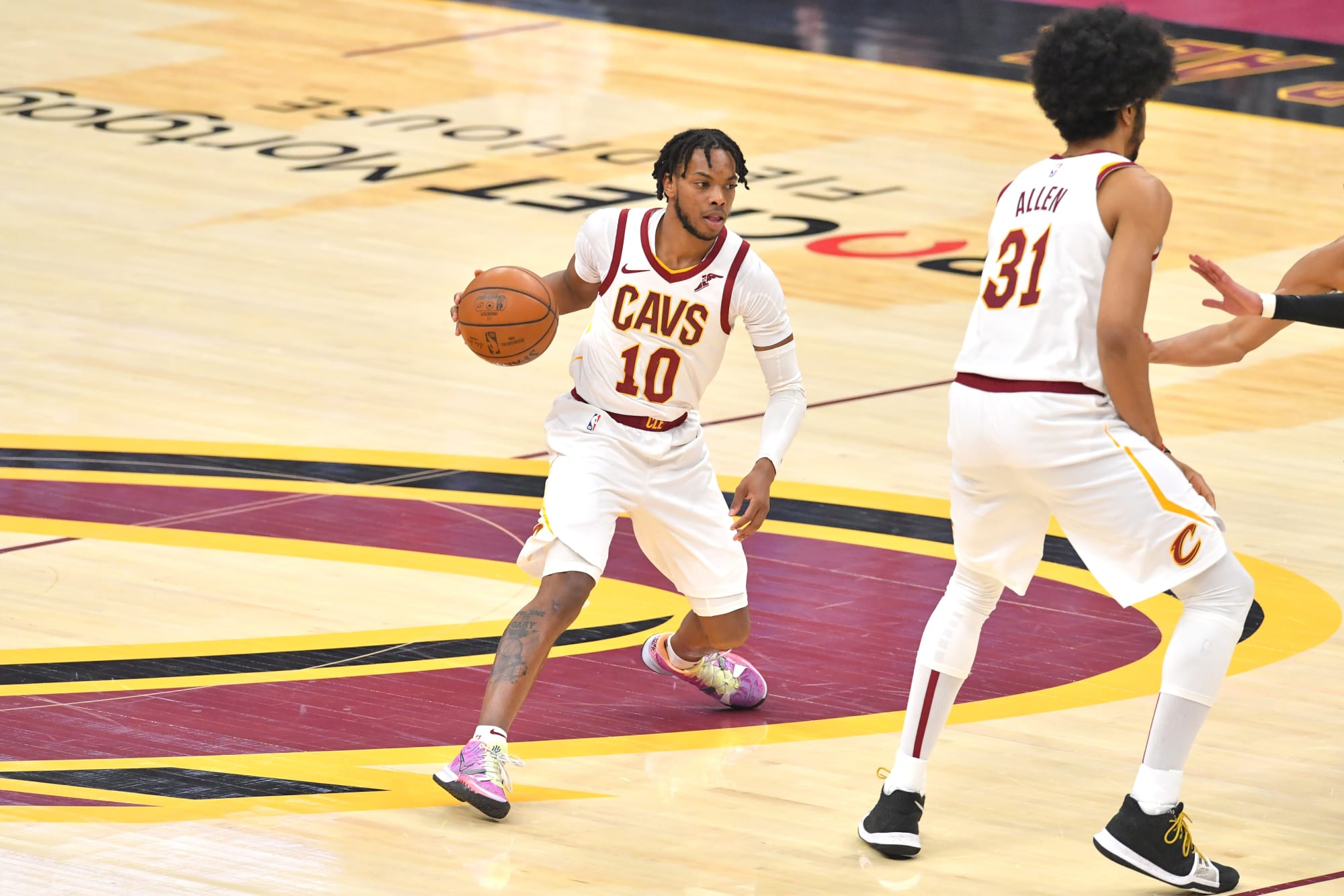 Cleveland Cavaliers: Darius Garland-Jarrett Allen duo will be ready to roll