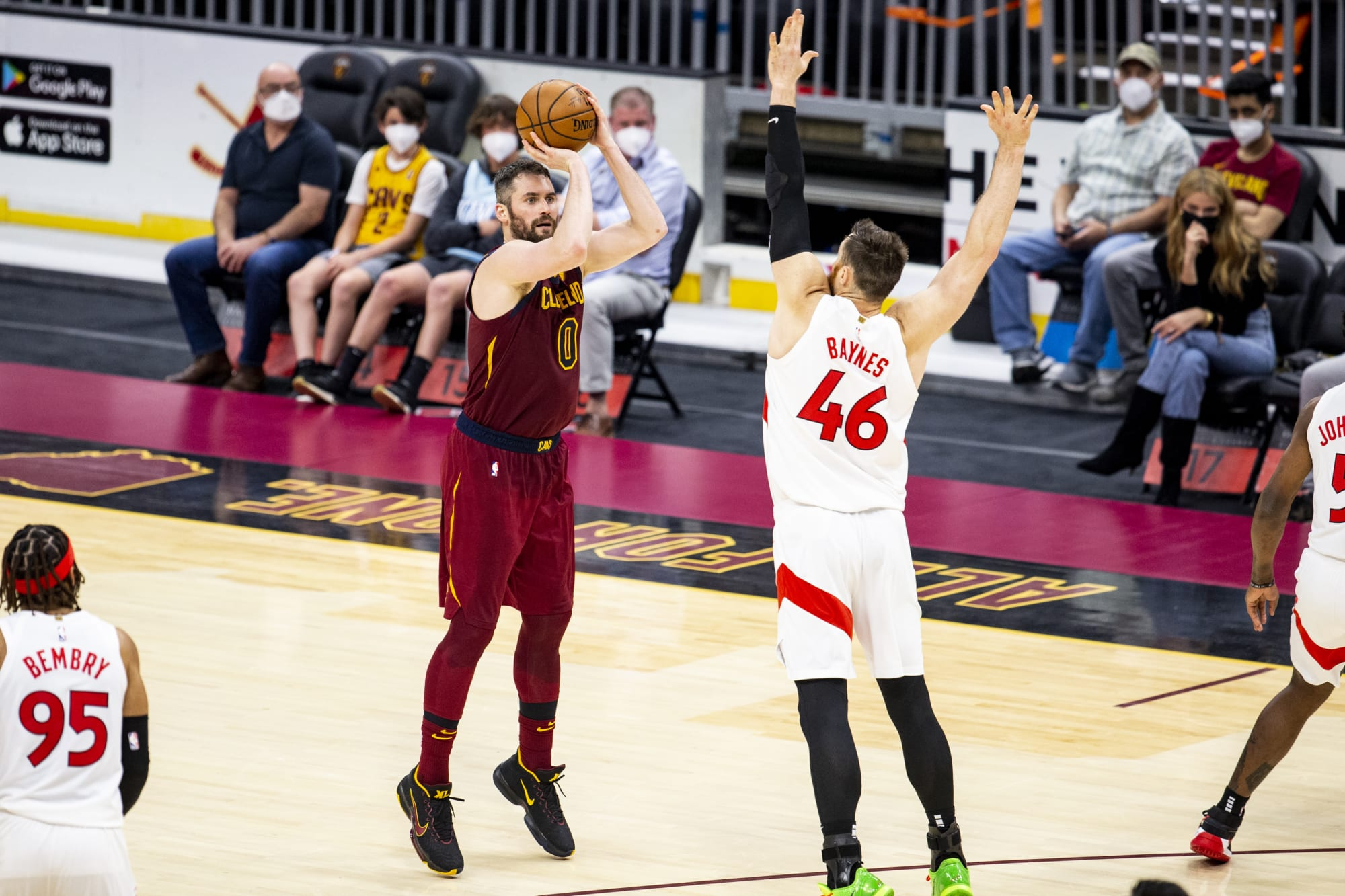 Cleveland Cavaliers: How Kevin Love impacts Darius Garland