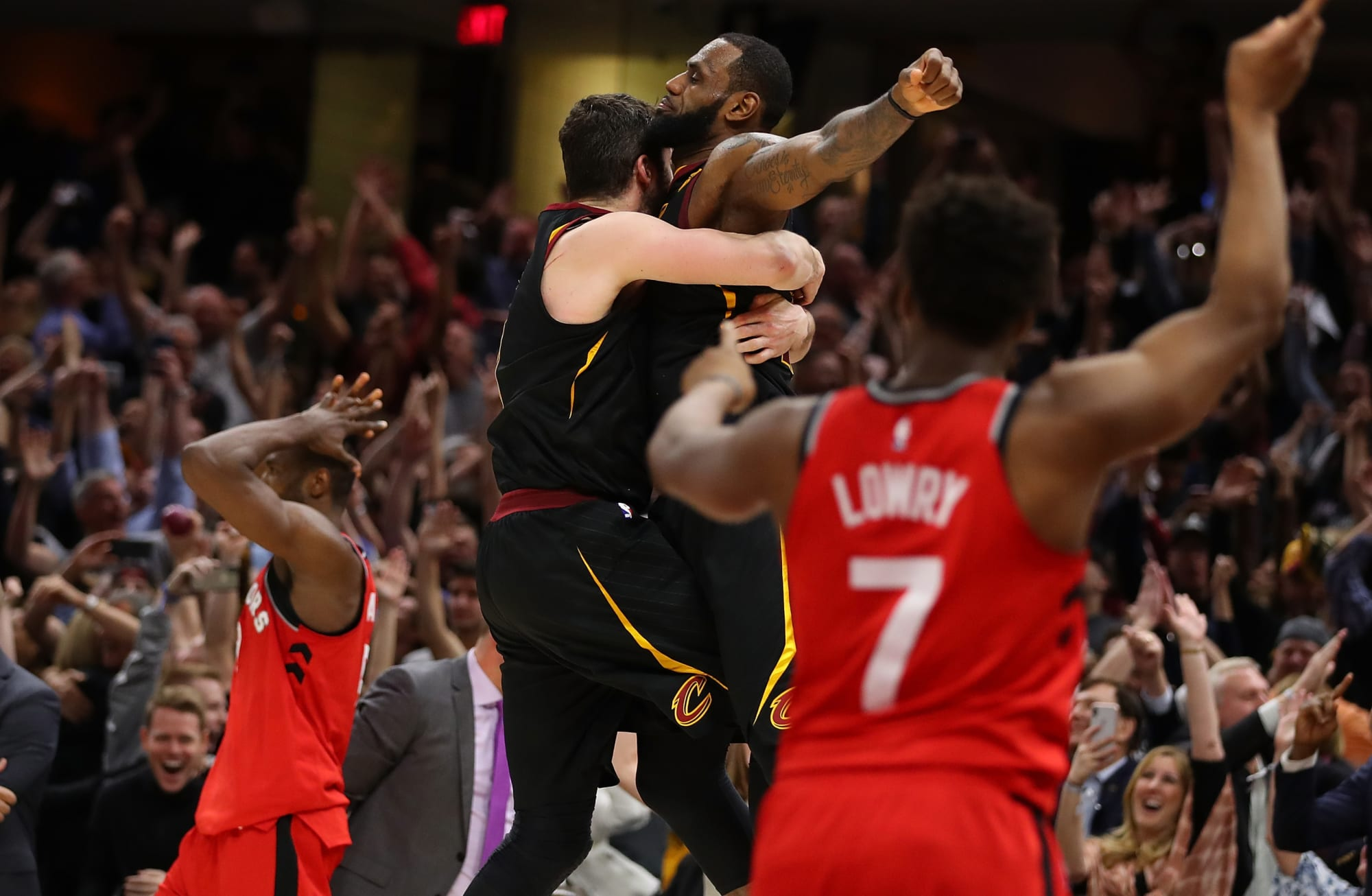 Cleveland Cavaliers Former Cavs Gm Highlights How Lebron S Exit Opened Door For Raptors