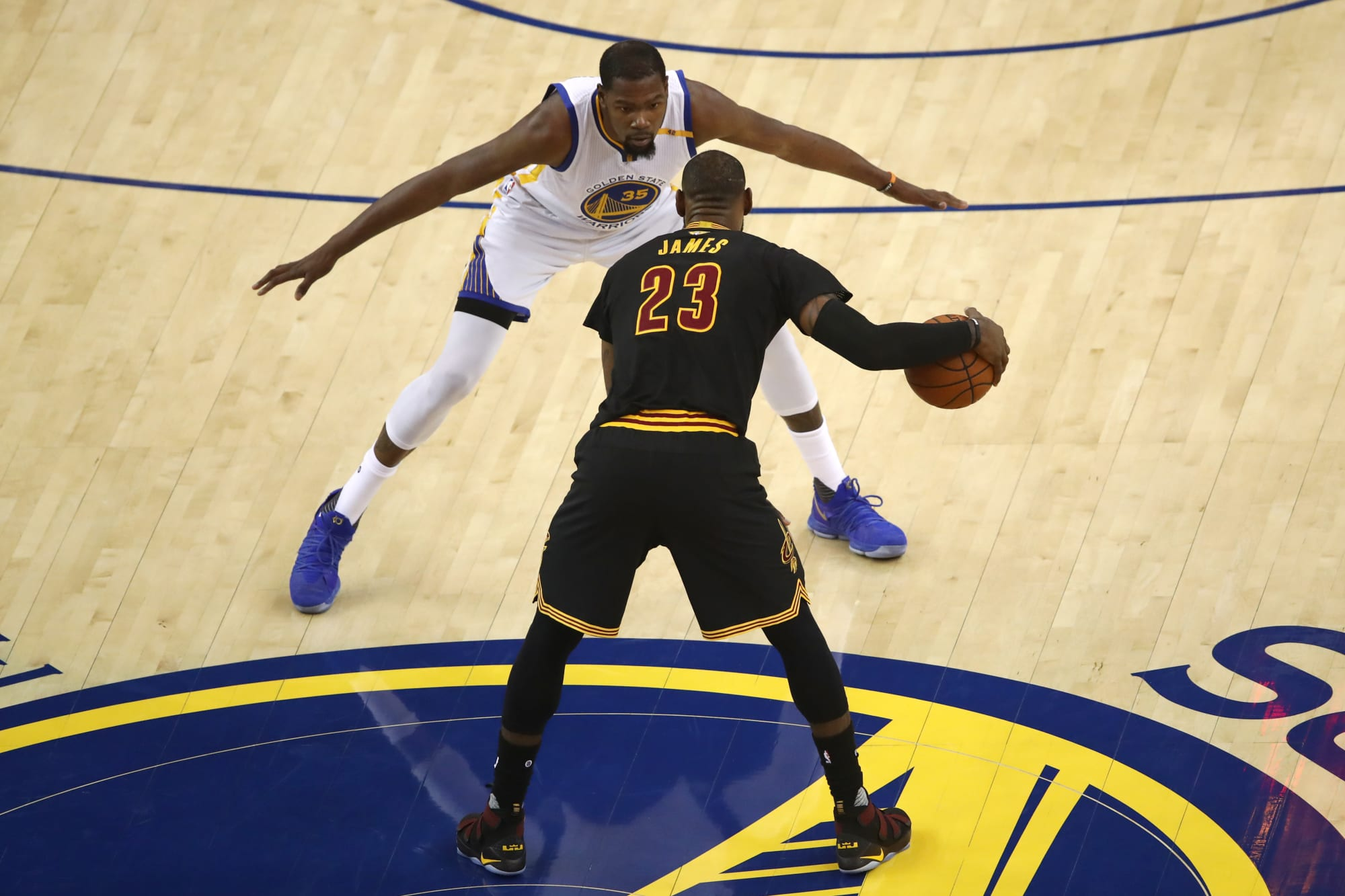 How important is the Cleveland Cavaliers vs. Warriors Christmas game?