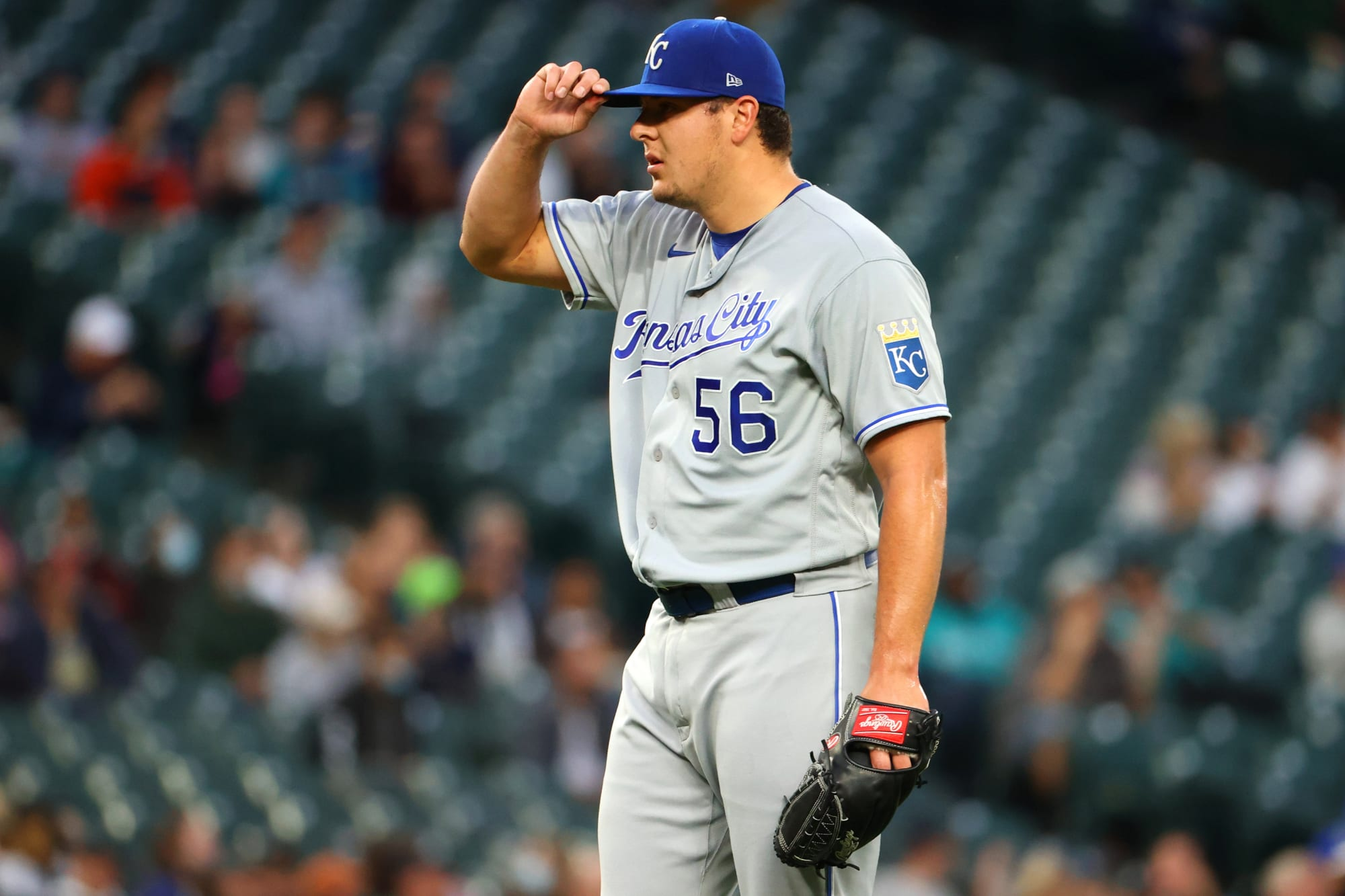 KC Royals: The Brad Keller decision should be easy