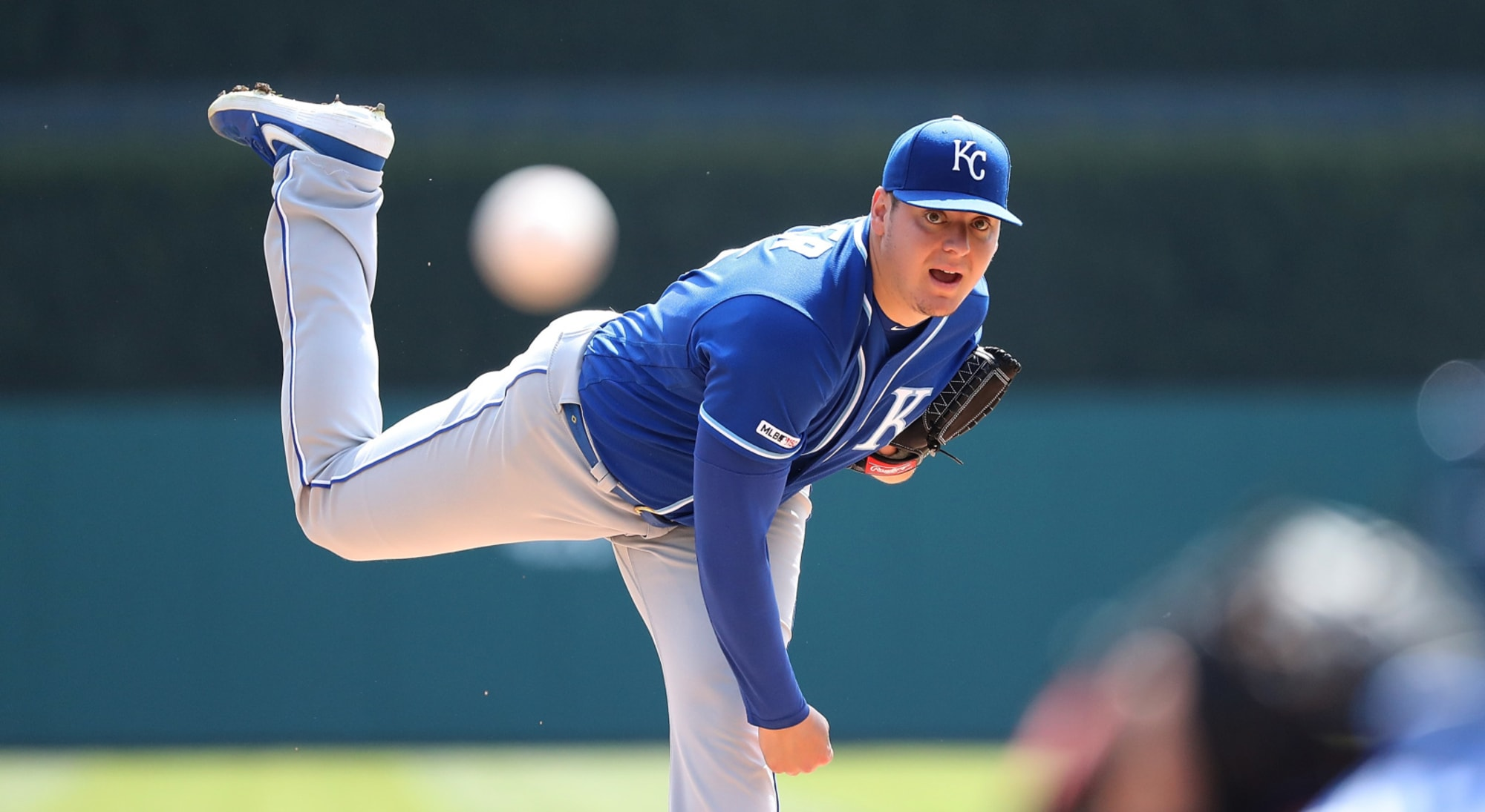 KC Royals: Brad Keller may benefit from sitting out the opener