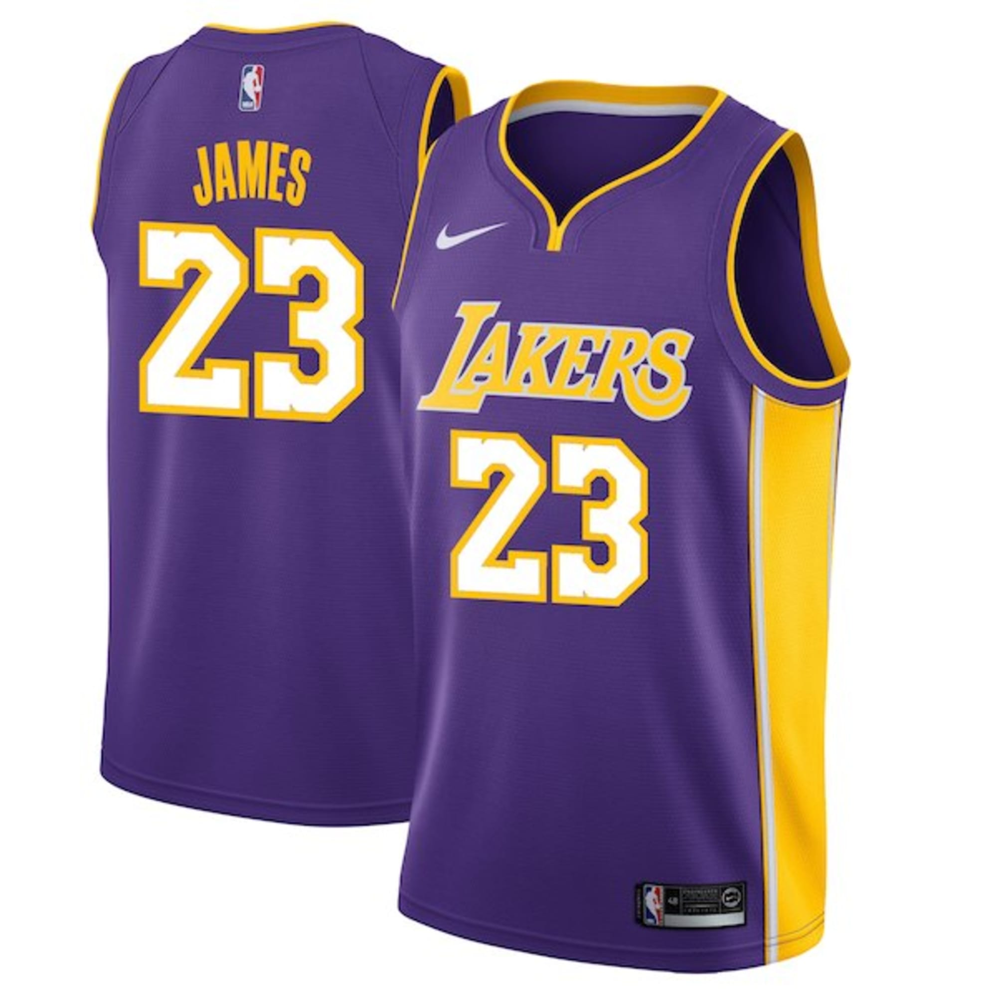Get your LeBron James jersey now