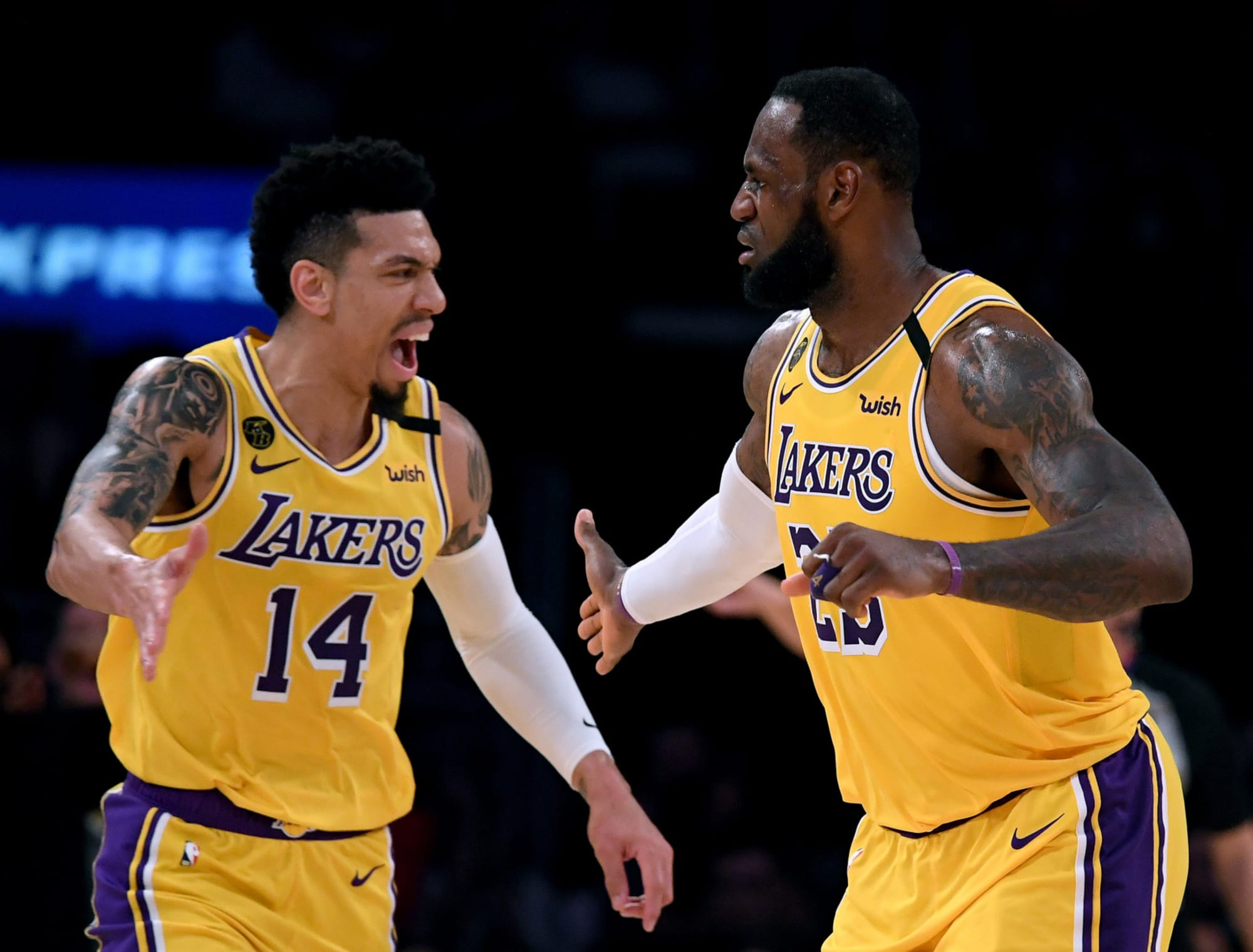 Los Angeles Lakers Prop Bets To Target In Game 1 Of The Nba Finals