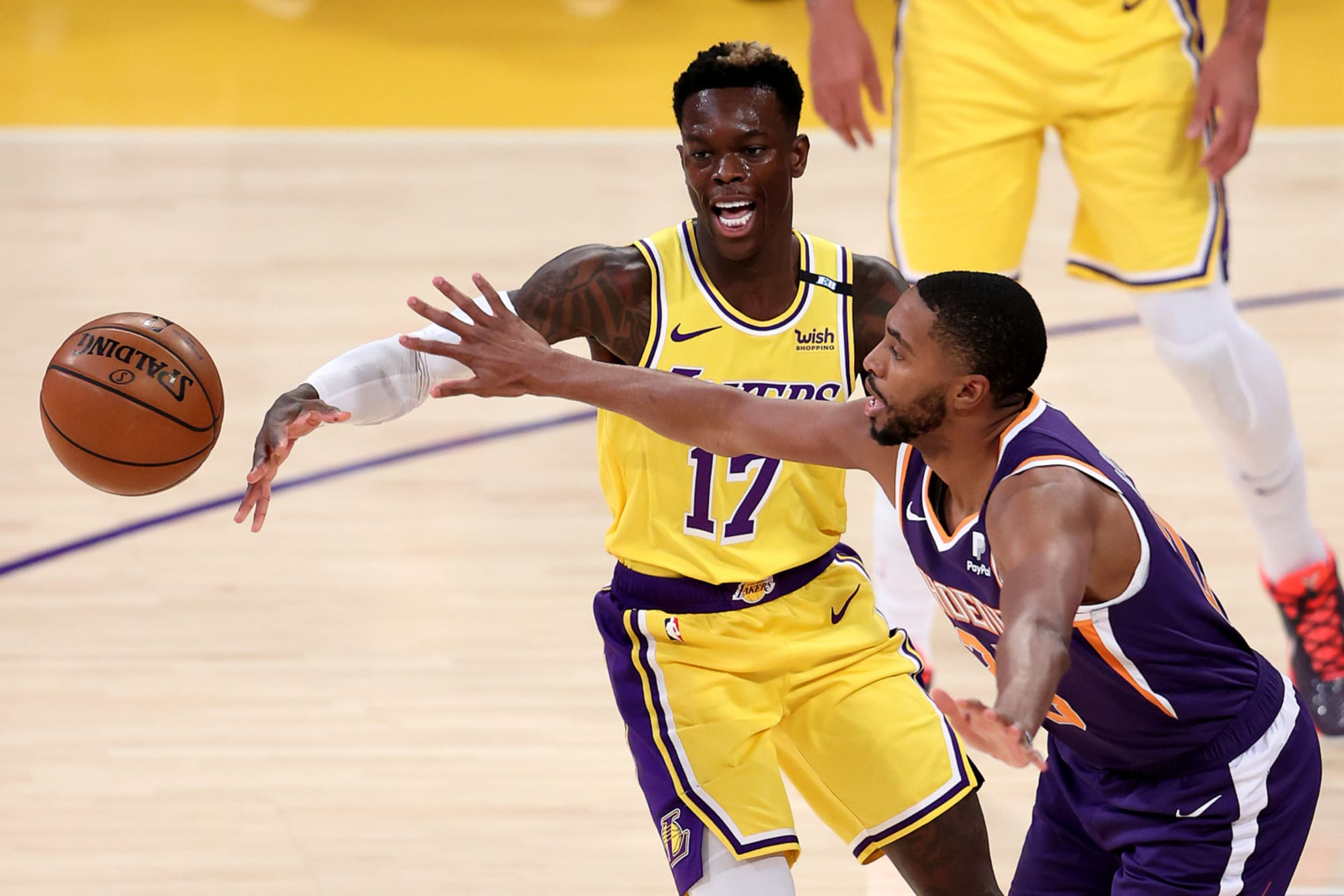 Los Angeles Lakers: Why a Dennis Schroder sign-and-trade is most likely