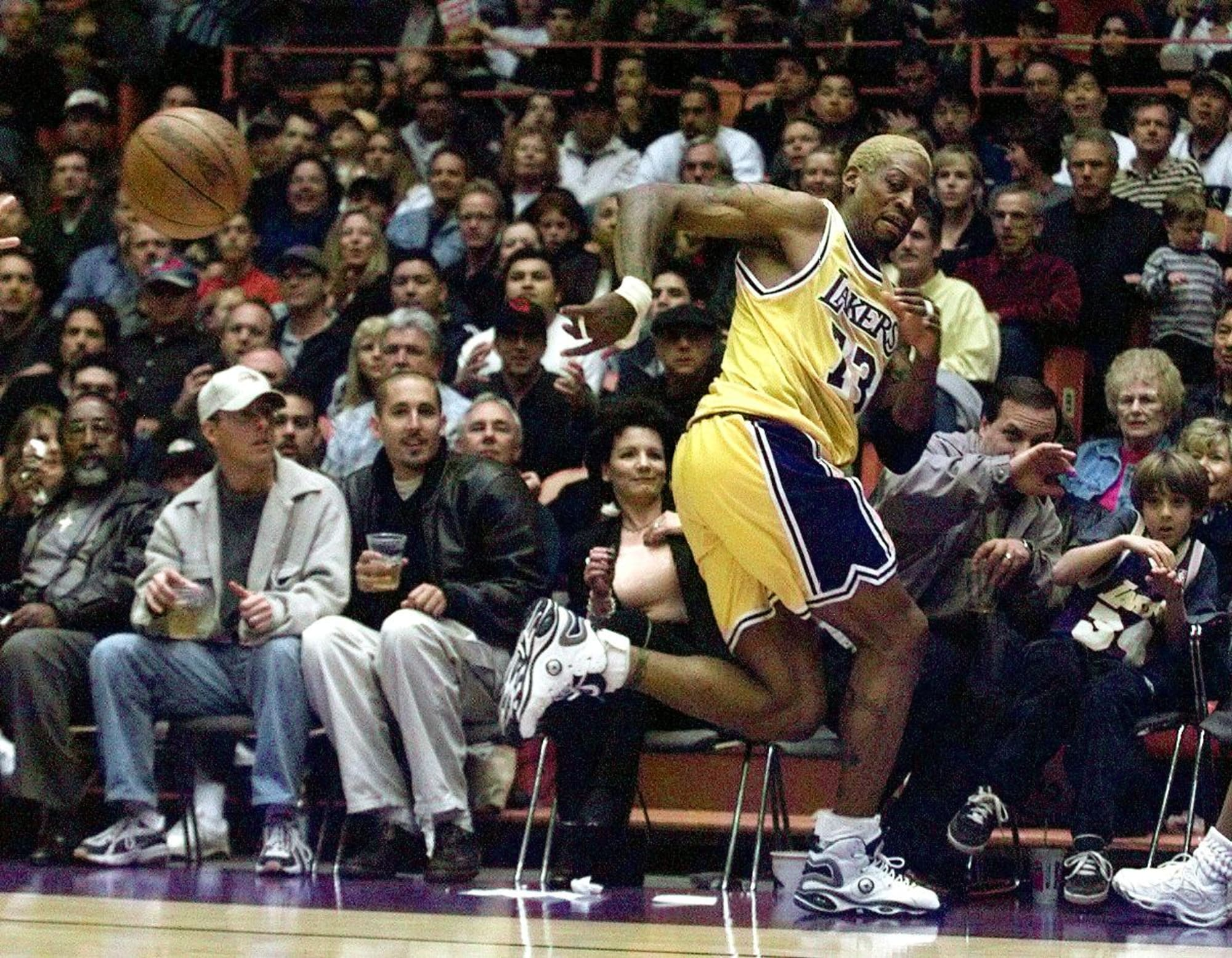 Los Angeles Lakers: The late '90s fantasy lineup that could have been