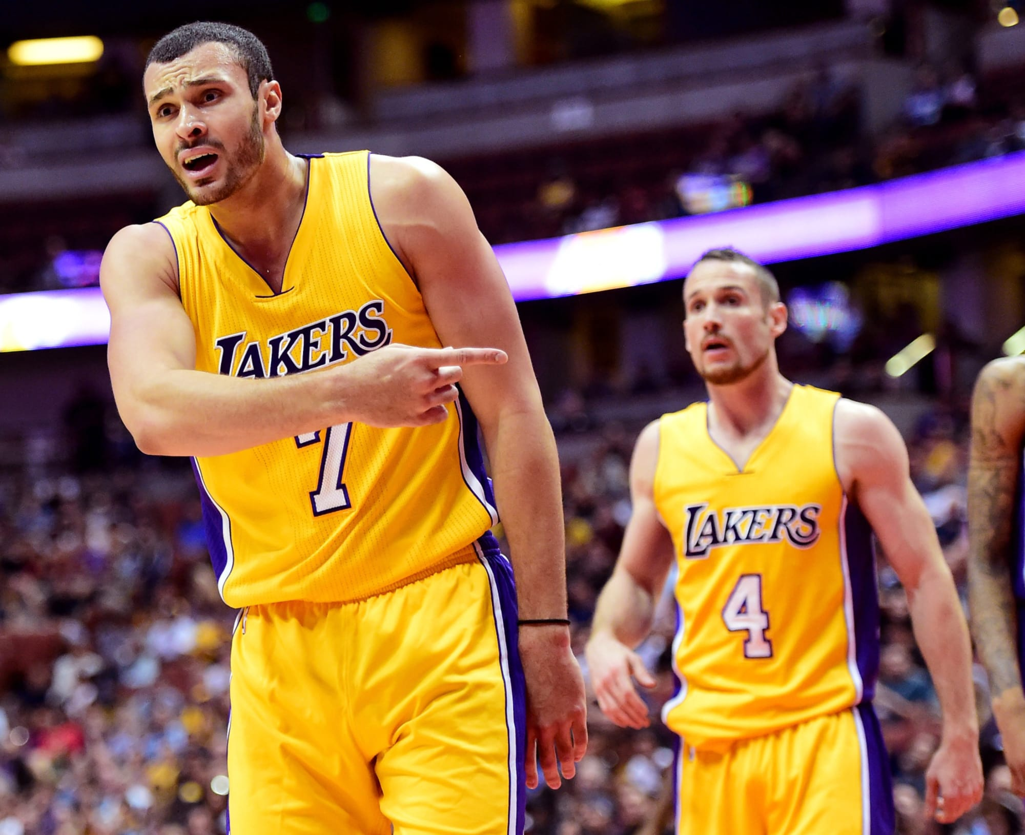 Where Are They Now The Record Setting 2015 2016 Los Angeles Lakers