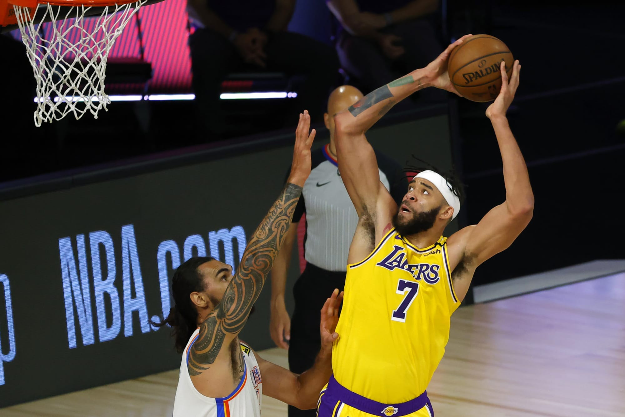 Los Angeles Lakers: 3 trade destinations if JaVale McGee opts-in