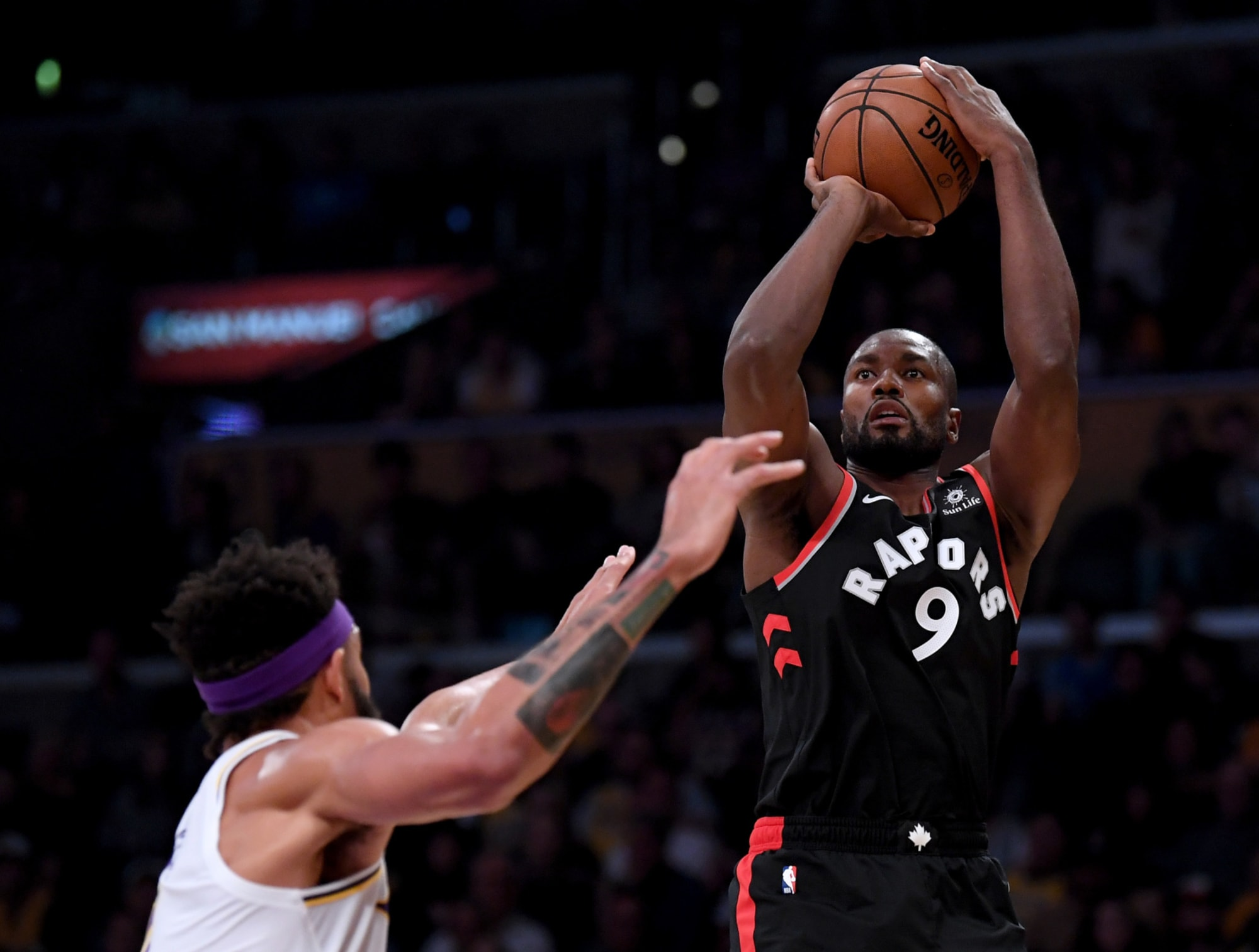 Lakers could sign Serge Ibaka