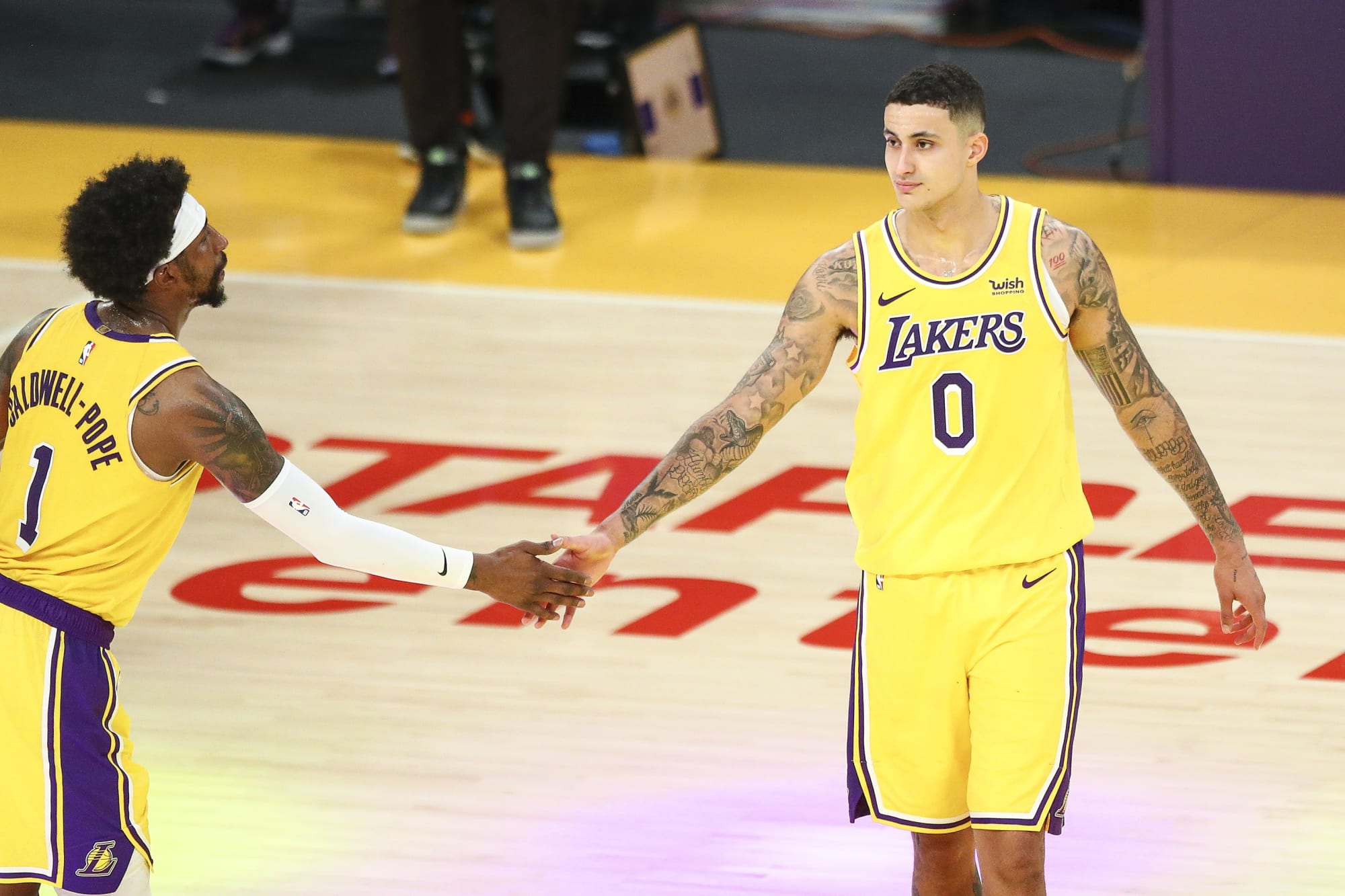 Los Angeles Lakers: 2 potential trade returns for Kyle Kuzma and KCP