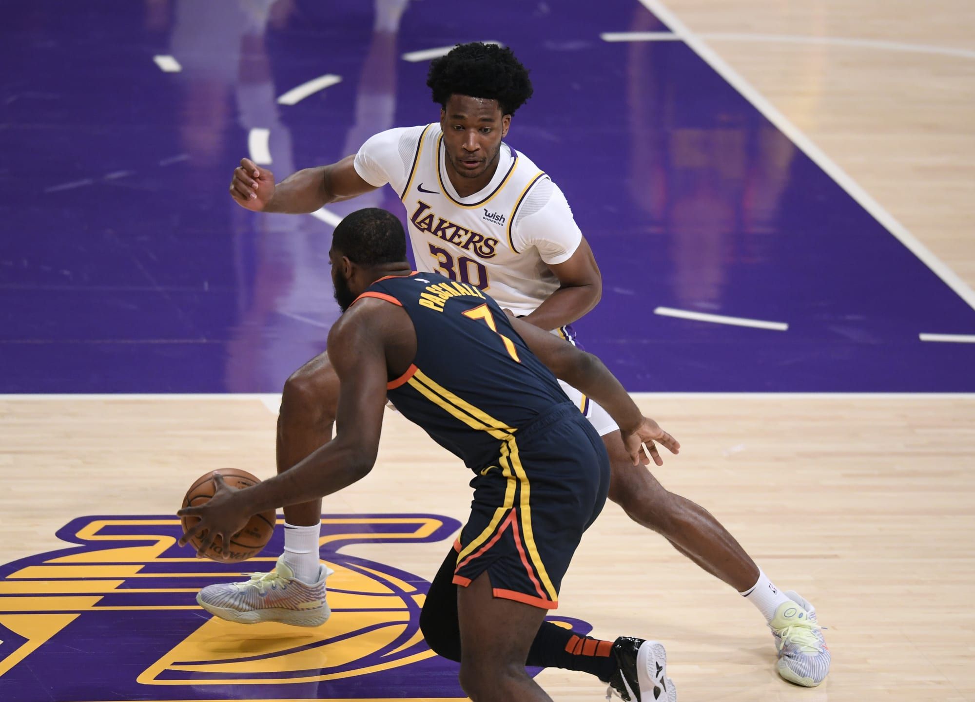Los Angeles Lakers: Why Damian Jones' tenure will be short - Lakeshow Life