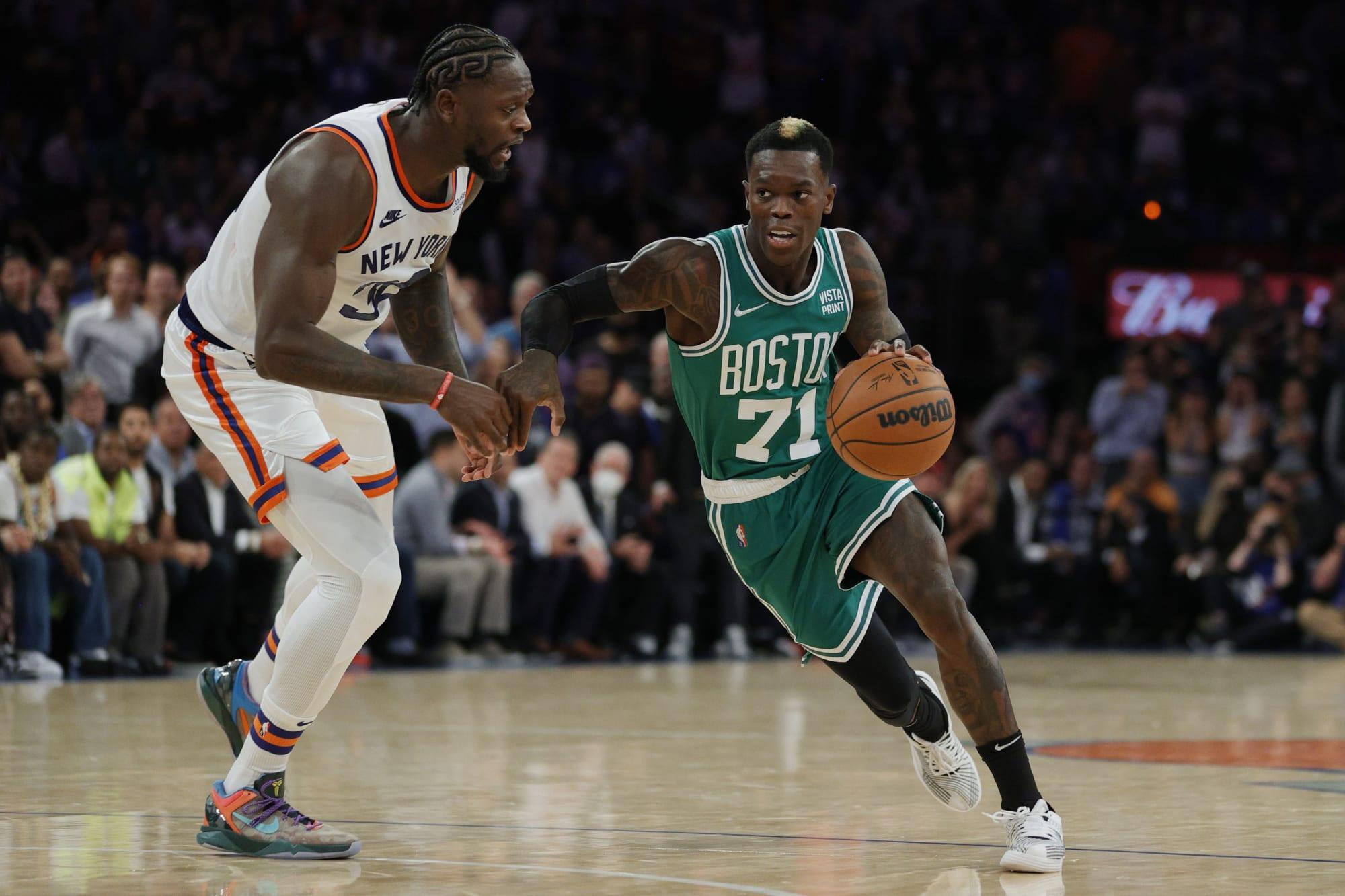 Dennis Schroder's laughable Celtics debut proves Lakers were right