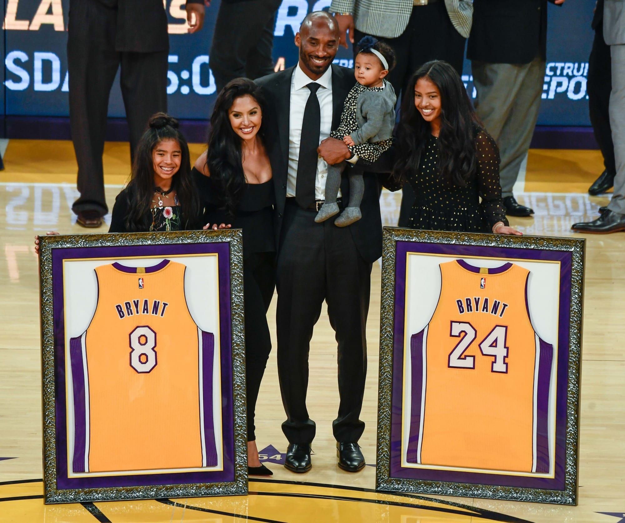 Kobe Bryant estate ends long-time partnership with Nike