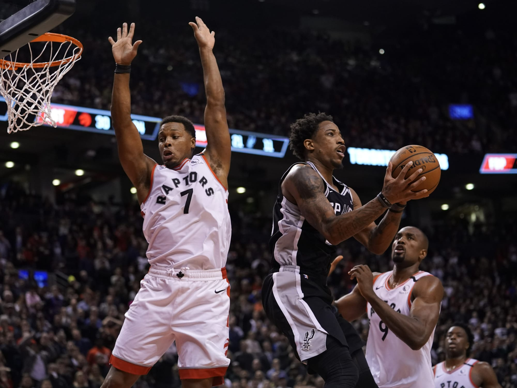 Lakers Rumors: Reality of signing Kyle Lowry and DeMar Derozan