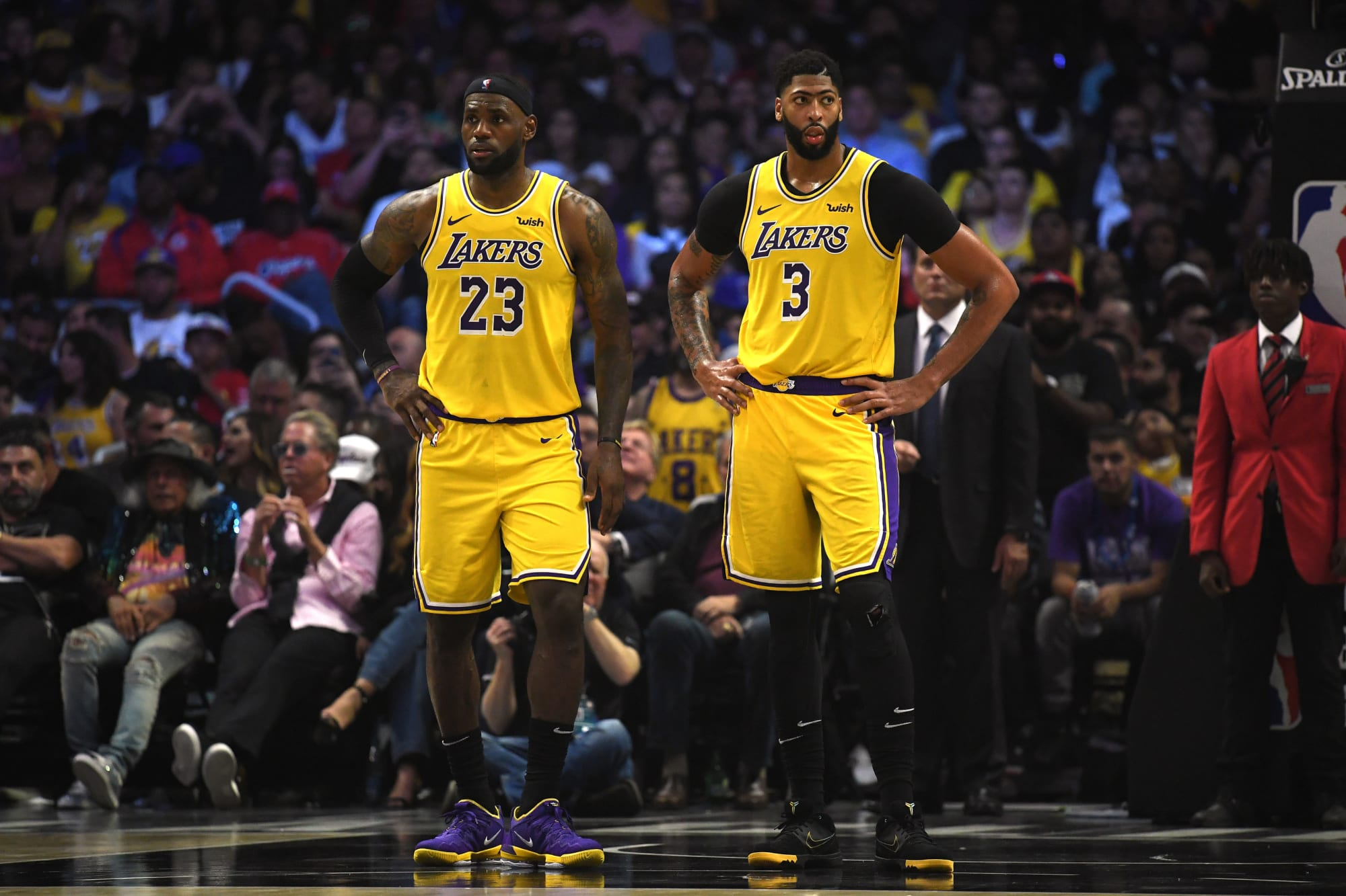 Los Angeles Lakers Defense Shines And Ranks Number One