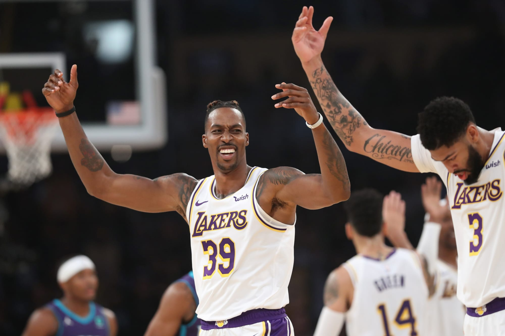Los Angeles Lakers Evaluating The Role Players Through The First Week