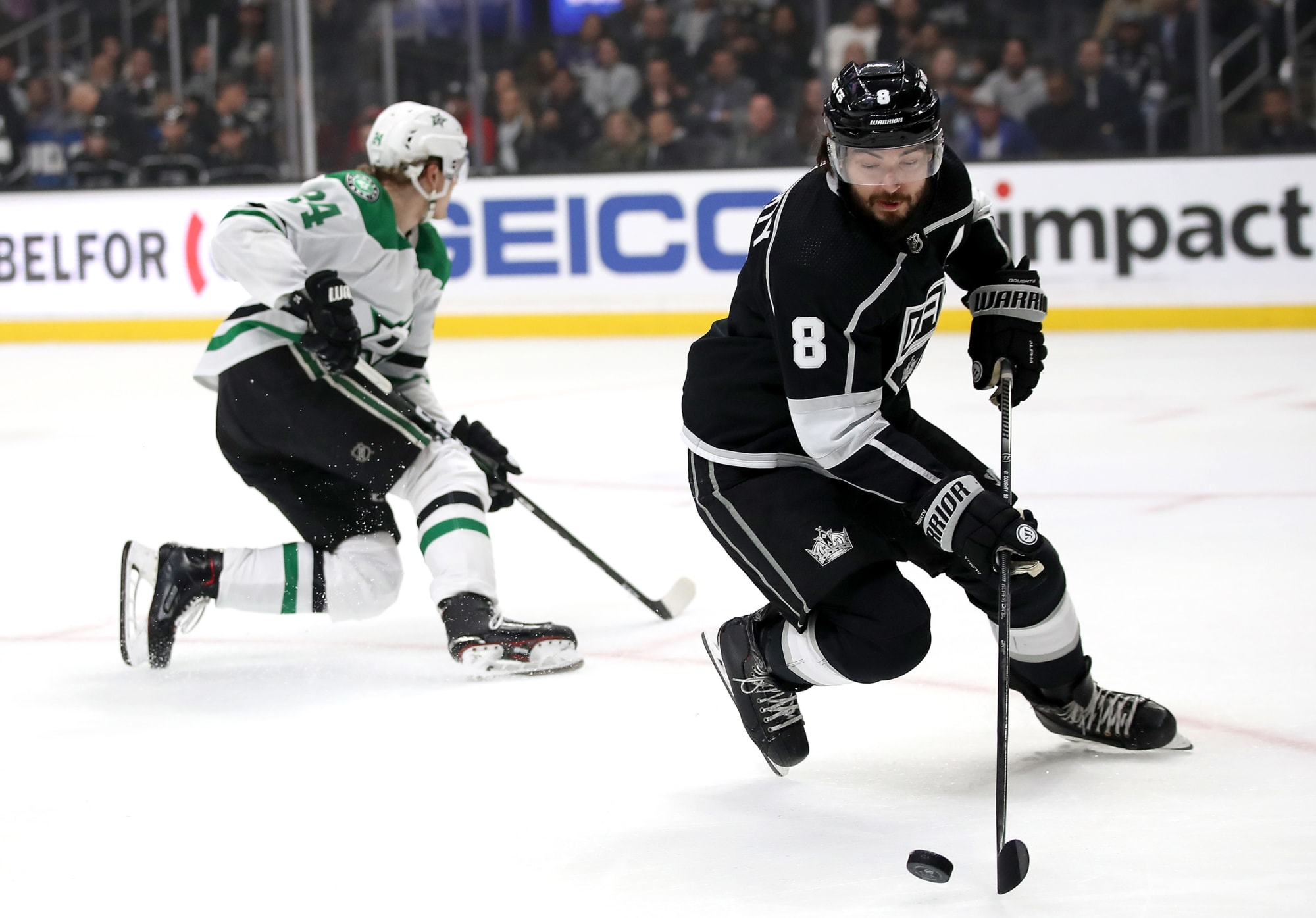 LA Kings: Why Drew Doughty will have a bounceback year