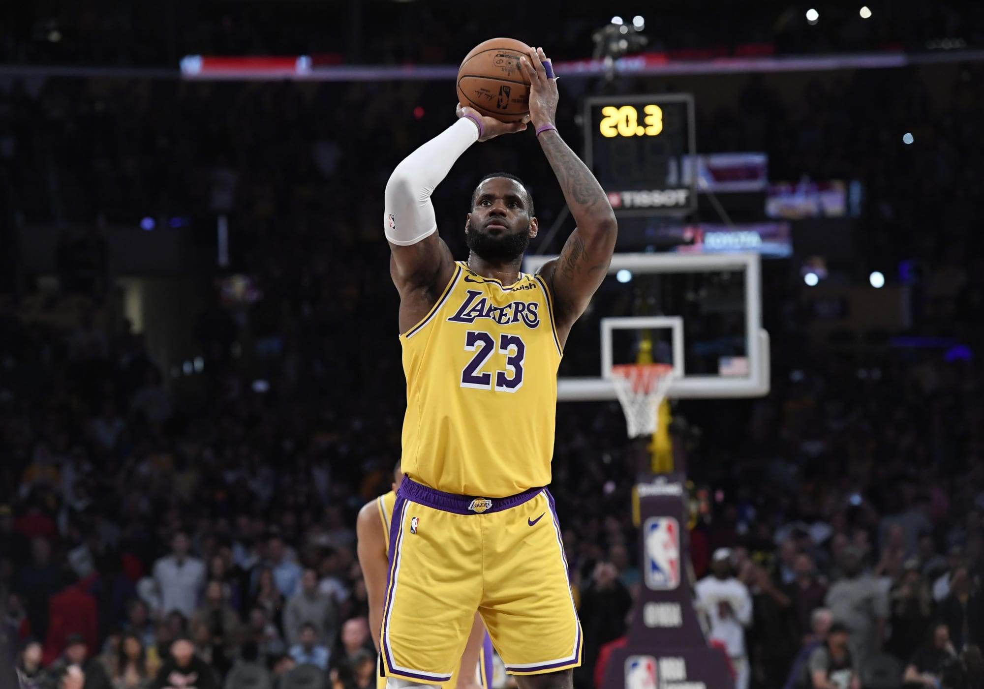 Is LeBron James the G.O.A.T.?